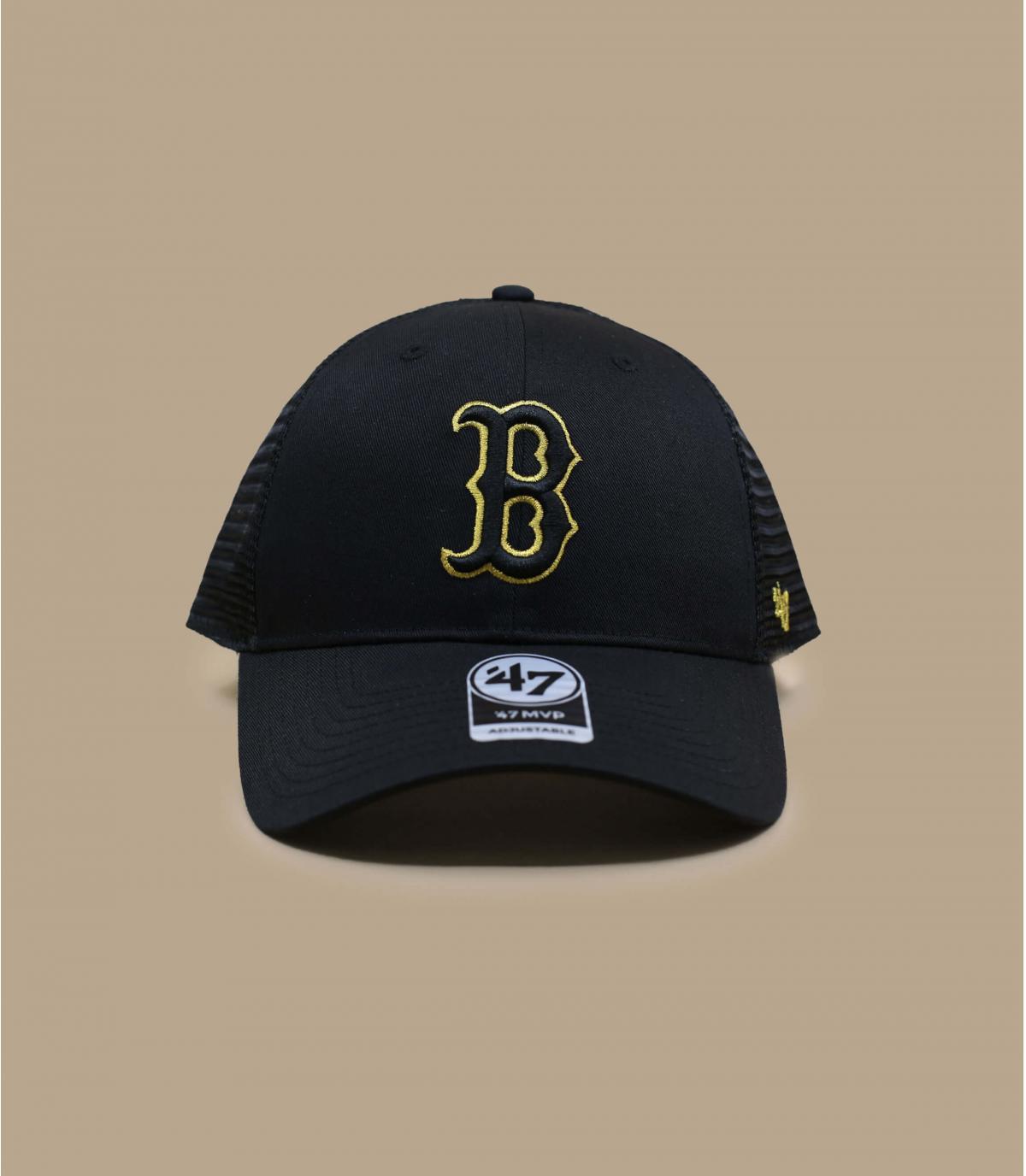 trucker B noir