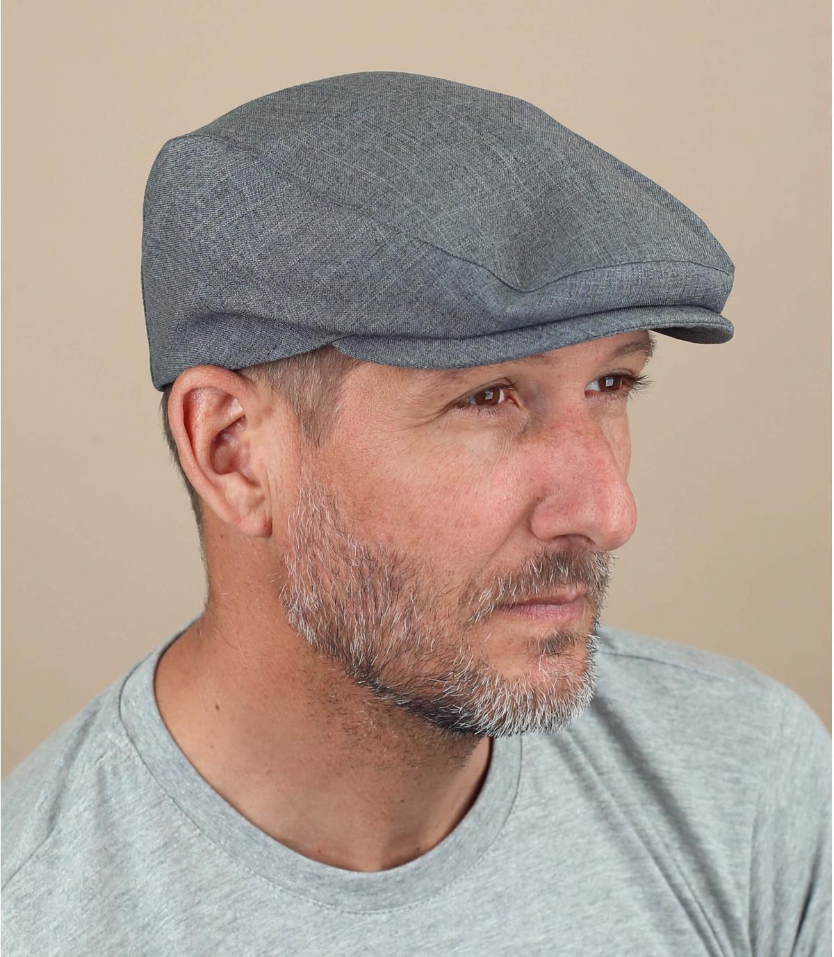 béret gris Fiebig