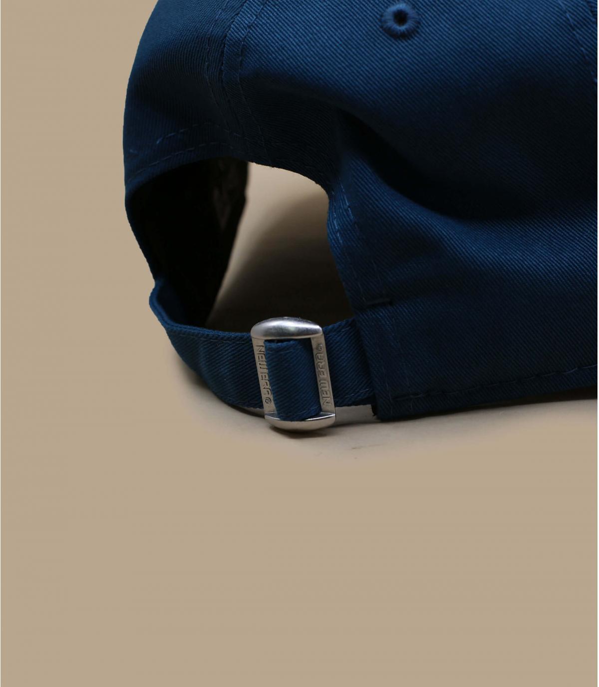 Détails Casquette League Ess Boston 940 cadet blue navy - image 4