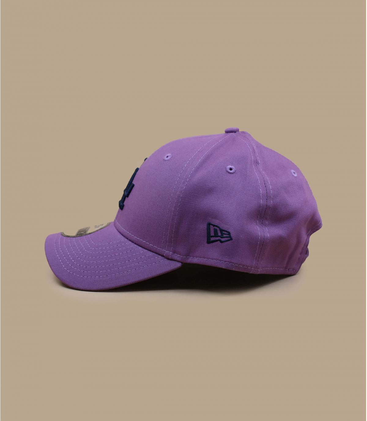 Détails Casquette League Ess LA 940 purple nitro navy - image 3