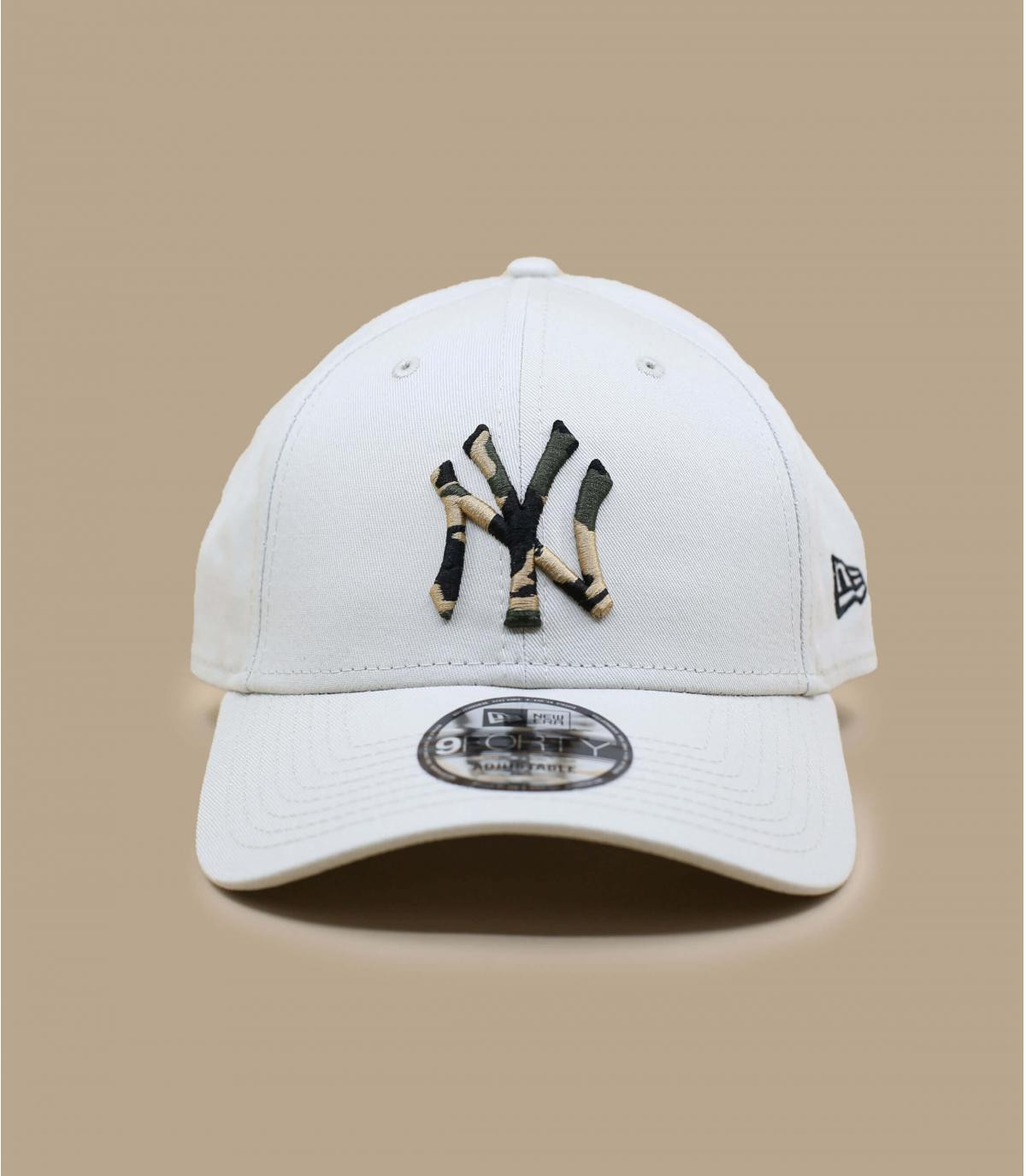 Détails Casquette Infill NY 940 stone - image 2