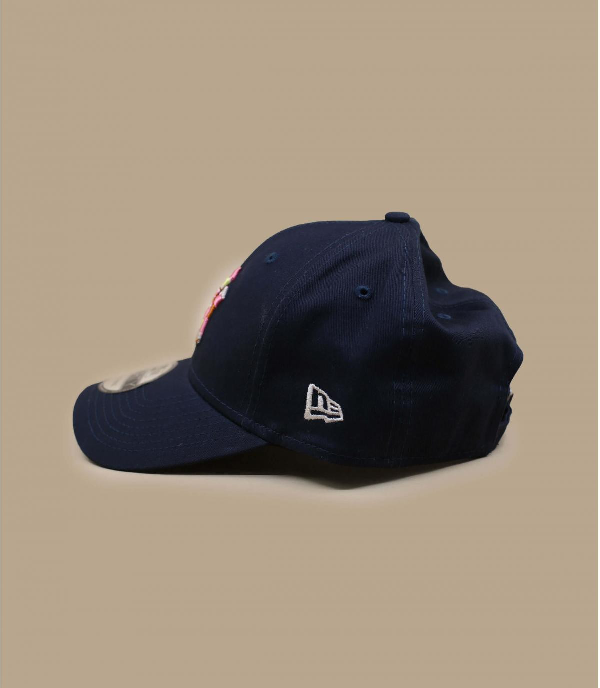 Détails Casquette Infill NY 940 navy - image 3