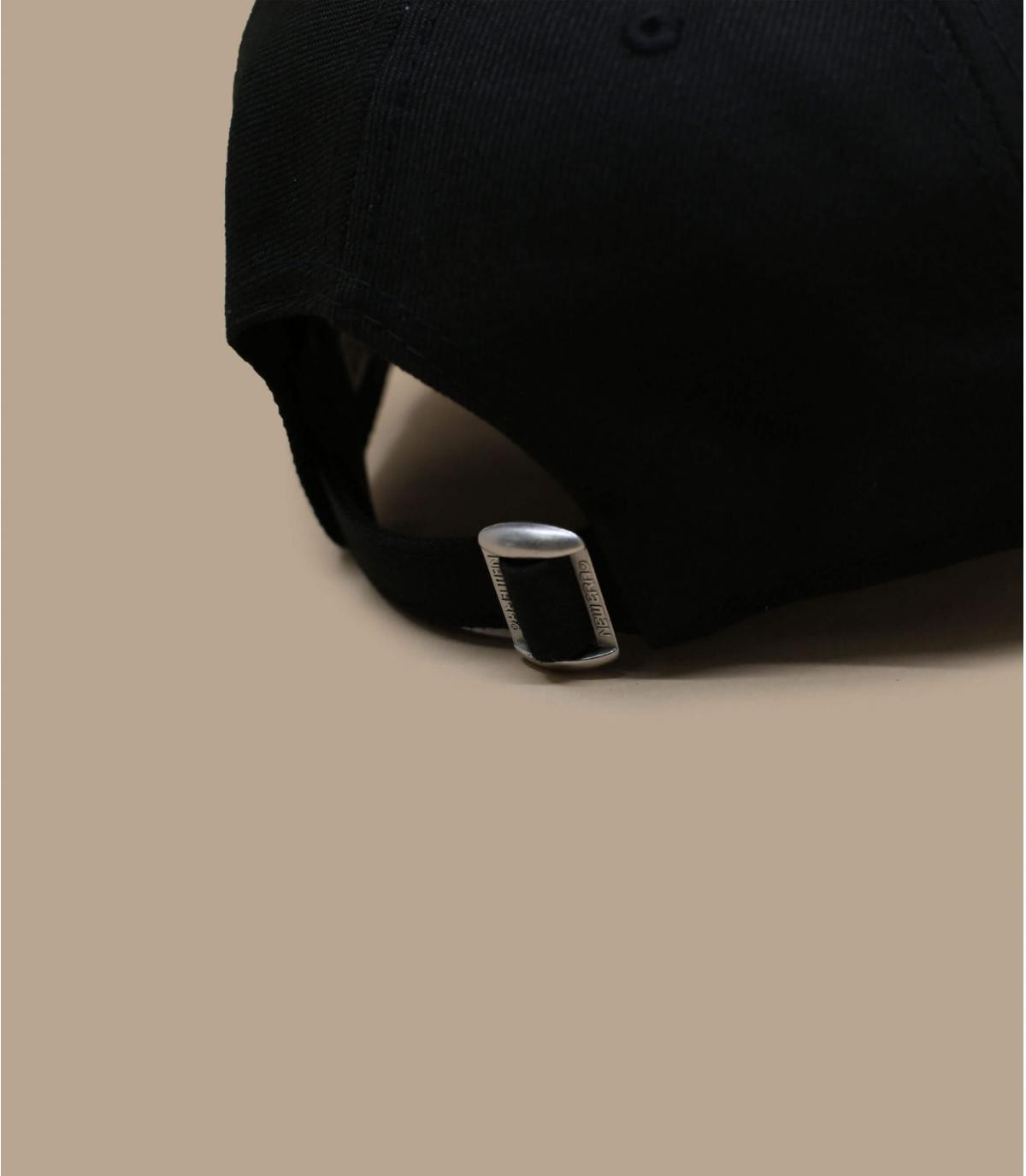 Détails Casquette Neon Pack NY 940 black green - image 4