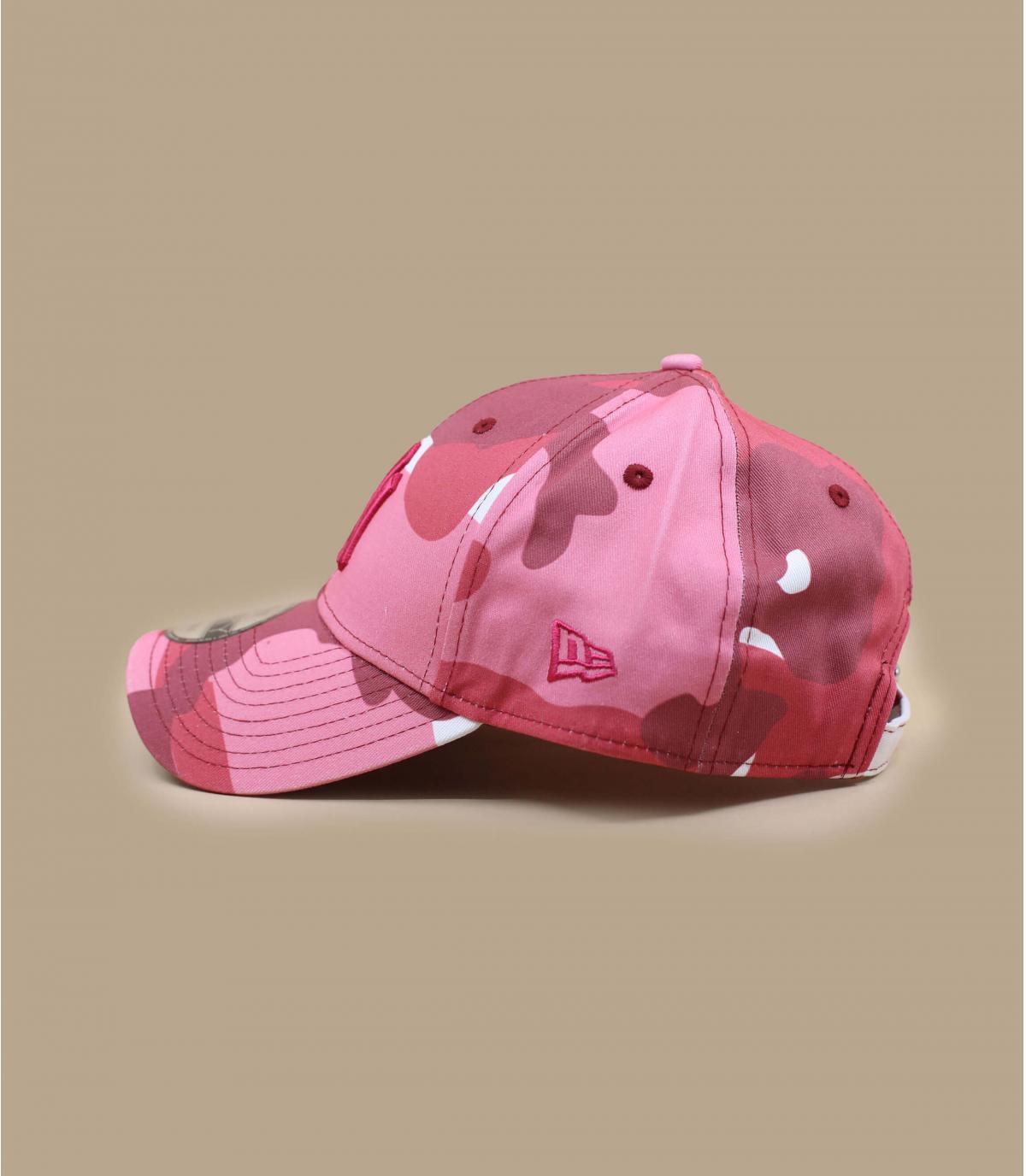 Détails Casquette Camo Pack NY 940 pink - image 3