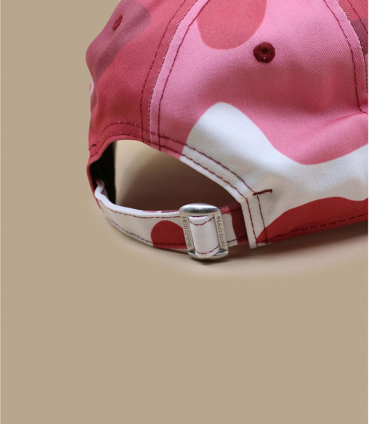 Détails Casquette Camo Pack NY 940 pink - image 4