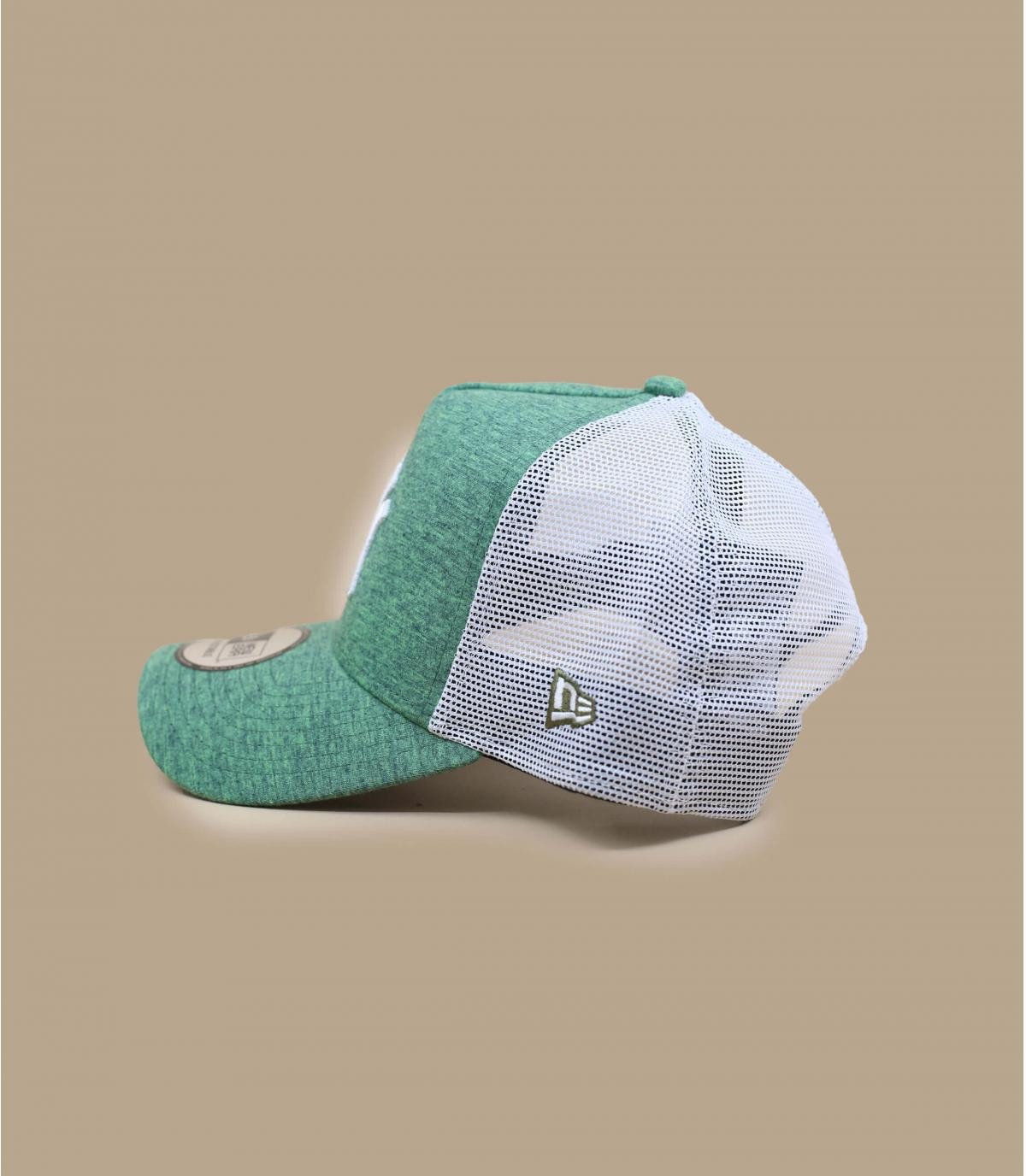 Détails Trucker Jersey NY green - image 3
