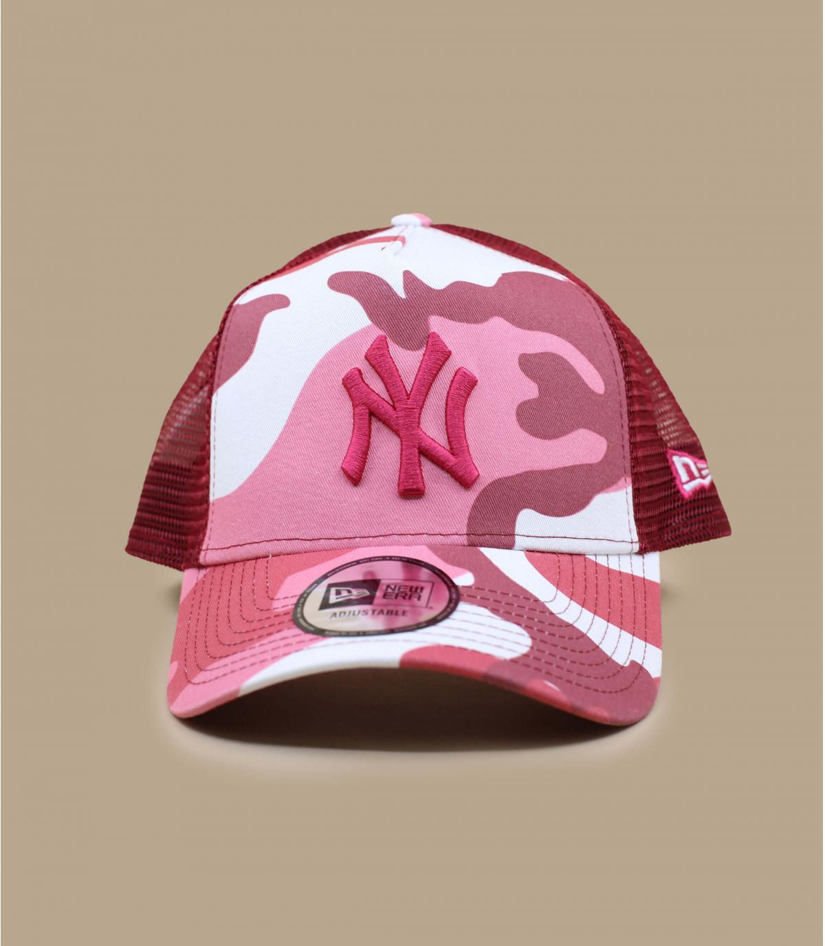 Détails Trucker Camo Pack NY red - image 2