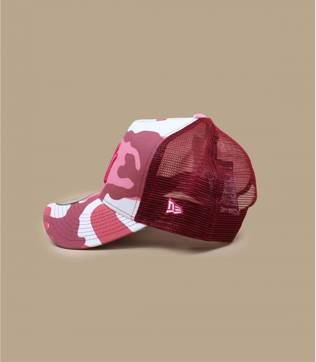Détails Trucker Camo Pack NY red - image 3
