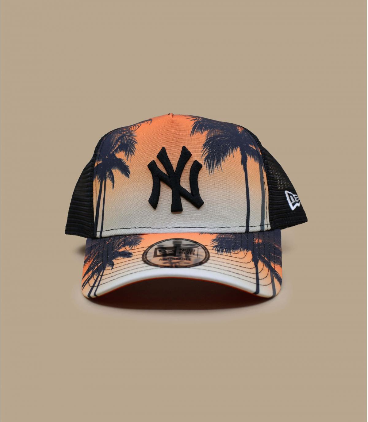 trucker NY palmier