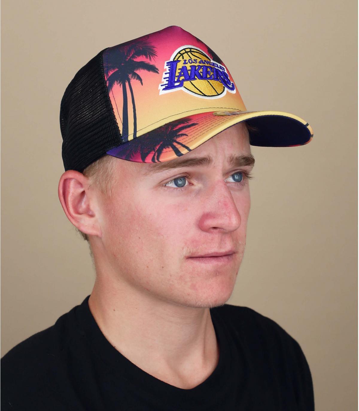 trucker Lakers palmiers