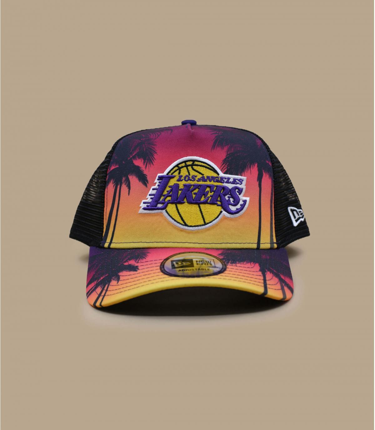 Détails Trucker Summer City Lakers - image 2