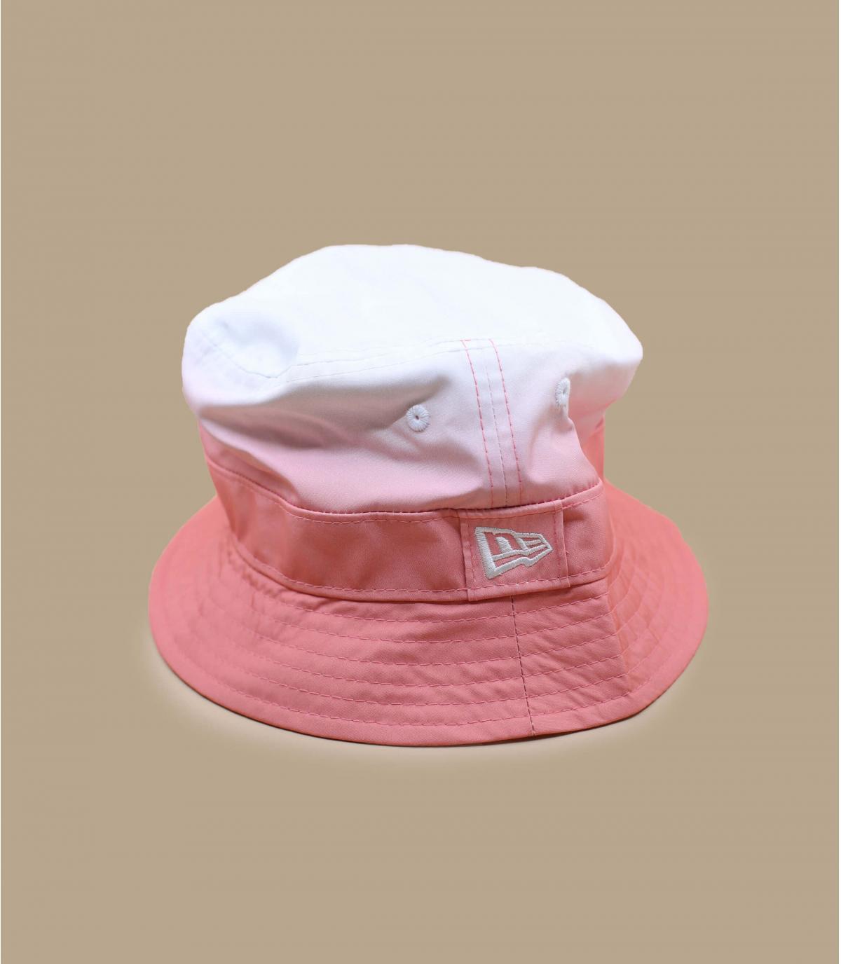 Détails Wmn Dipped Colour Bucket pink - image 2