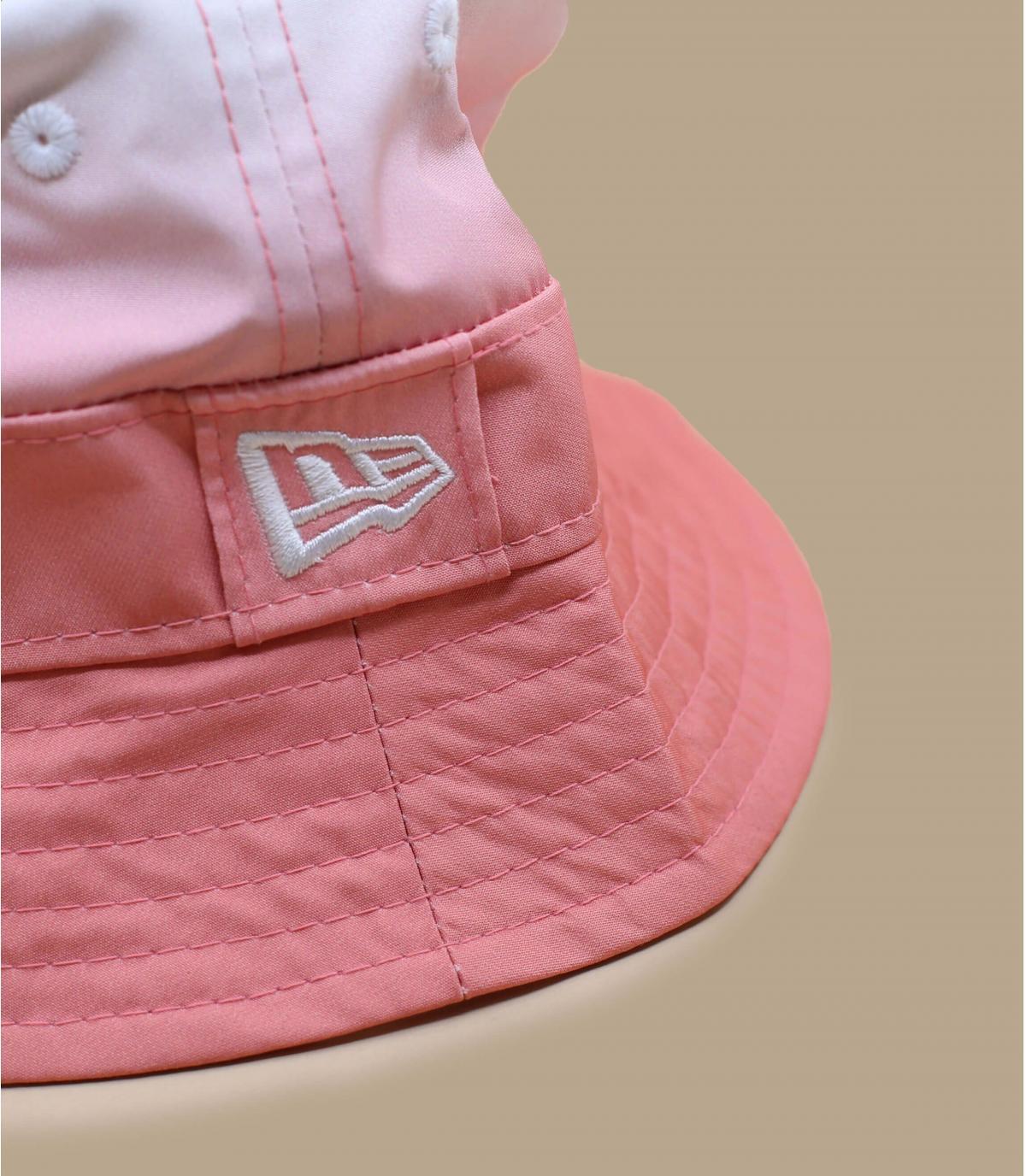 Détails Wmn Dipped Colour Bucket pink - image 3