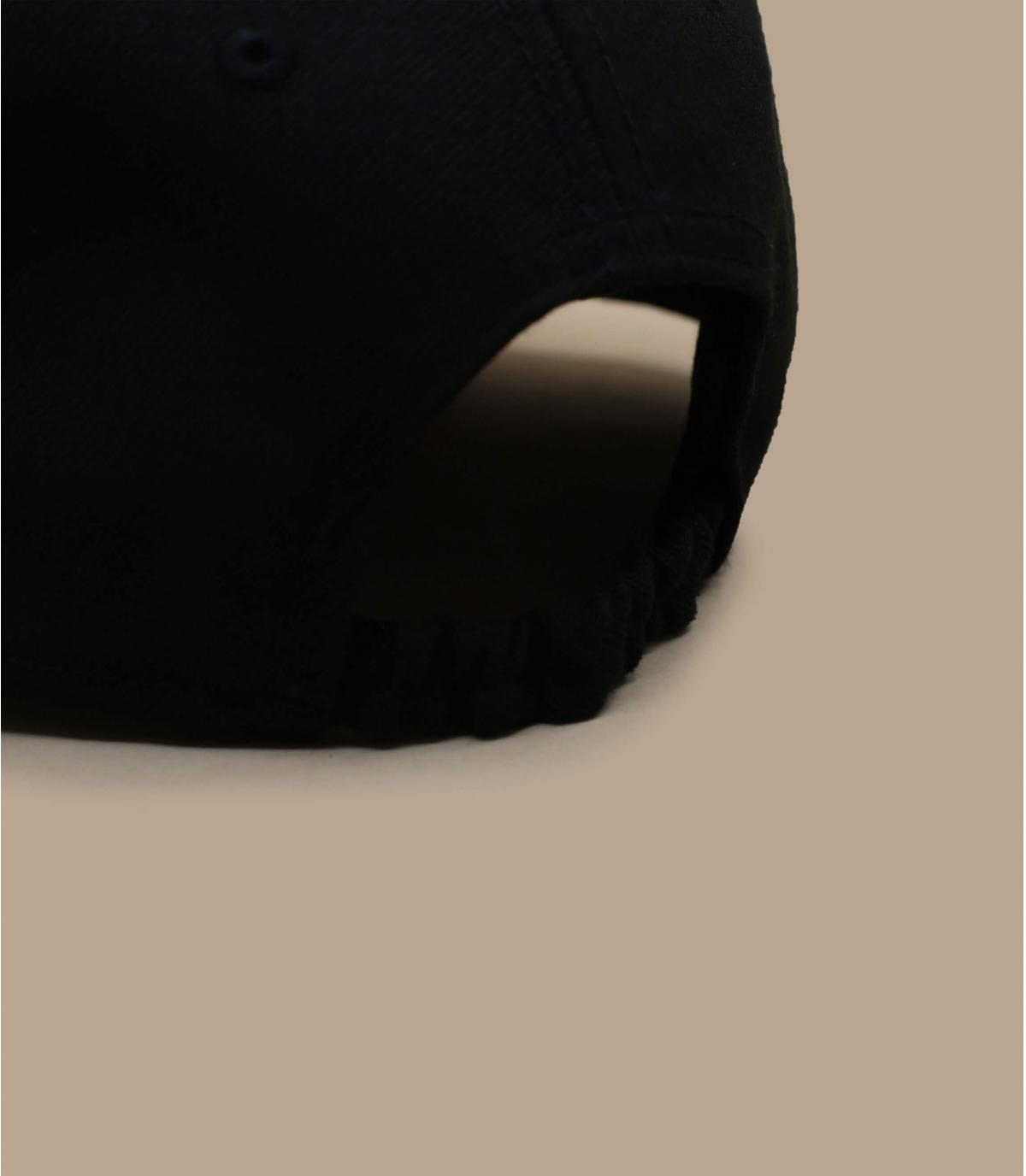Détails Casquette Baby Neon Pack NY 940 black orange - image 3