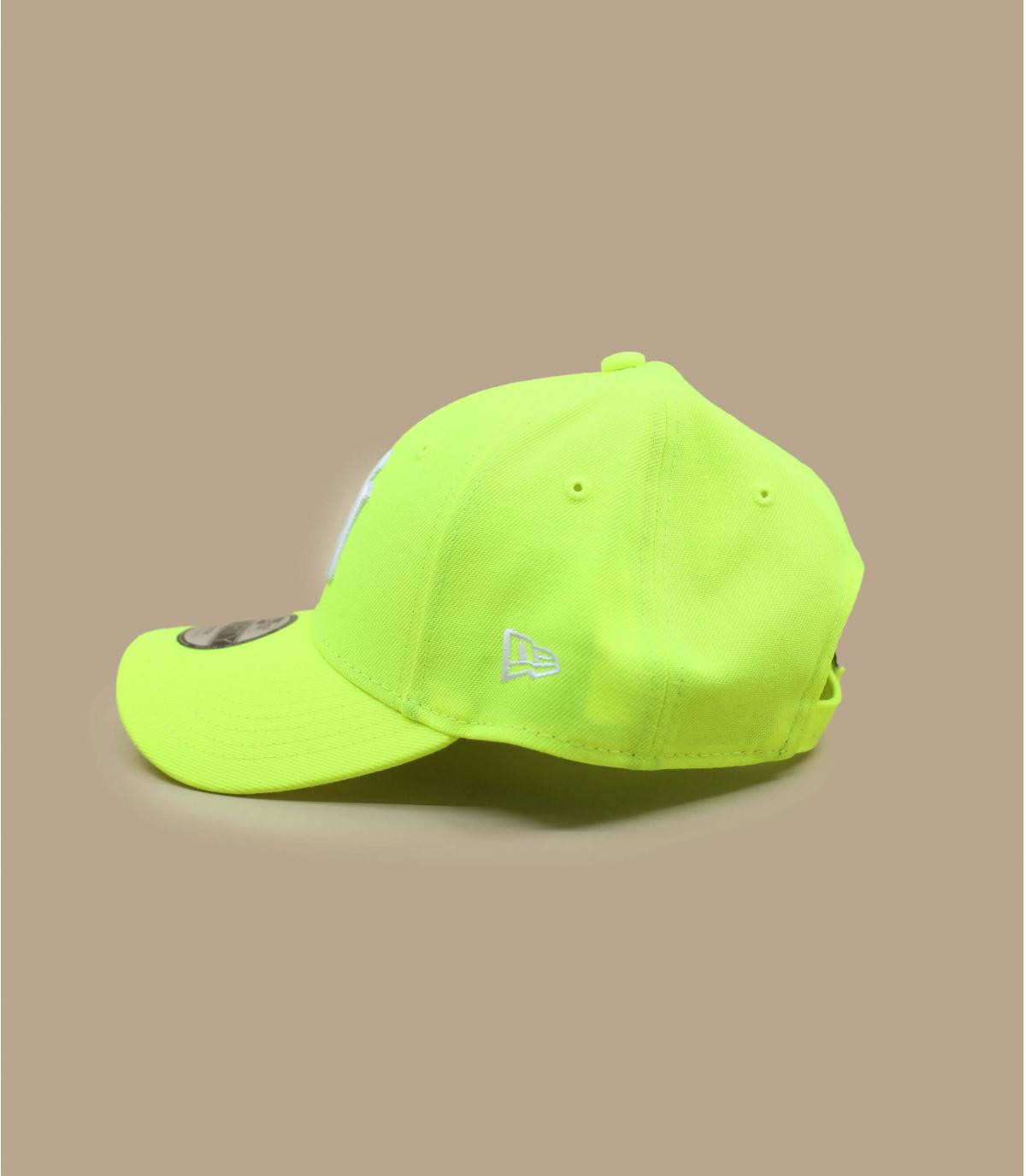 Détails Casquette Kids Neon Pack NY 940 upright  yellow - image 3