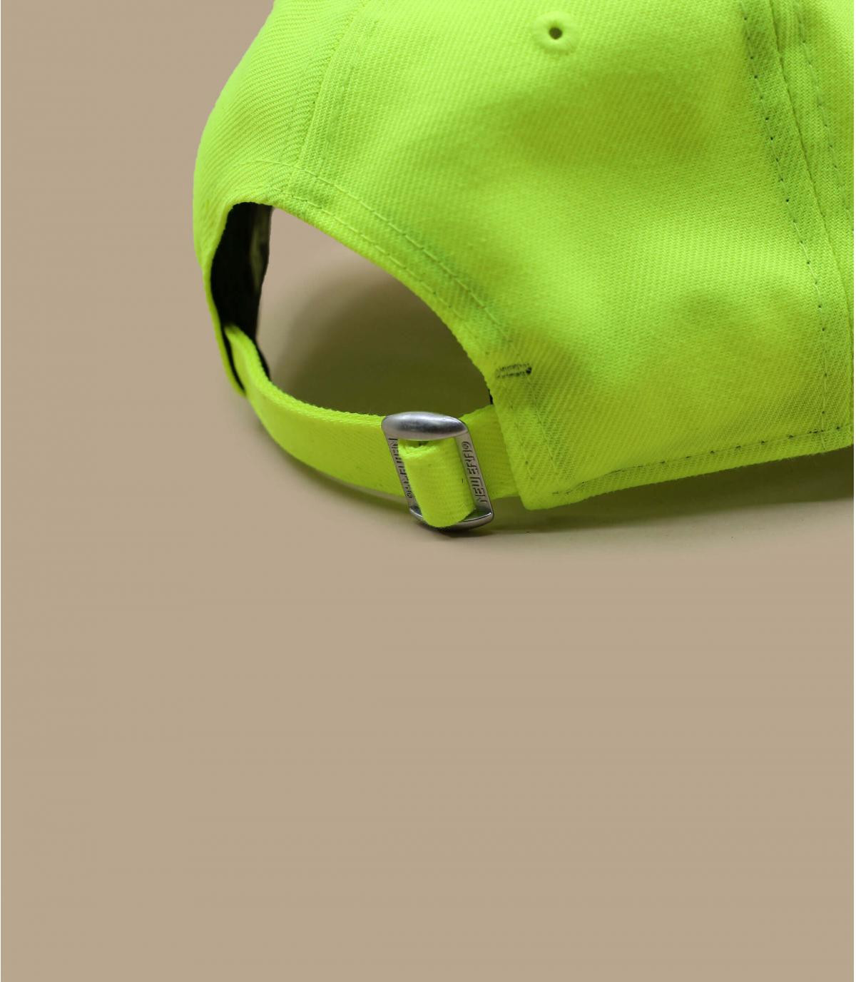 Détails Casquette Kids Neon Pack NY 940 upright  yellow - image 4