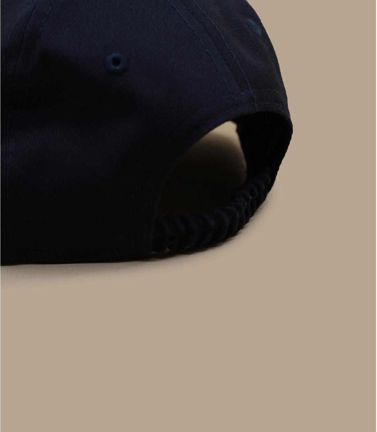 Détails Casquette Baby League Ess NY 940 navy gold - image 3