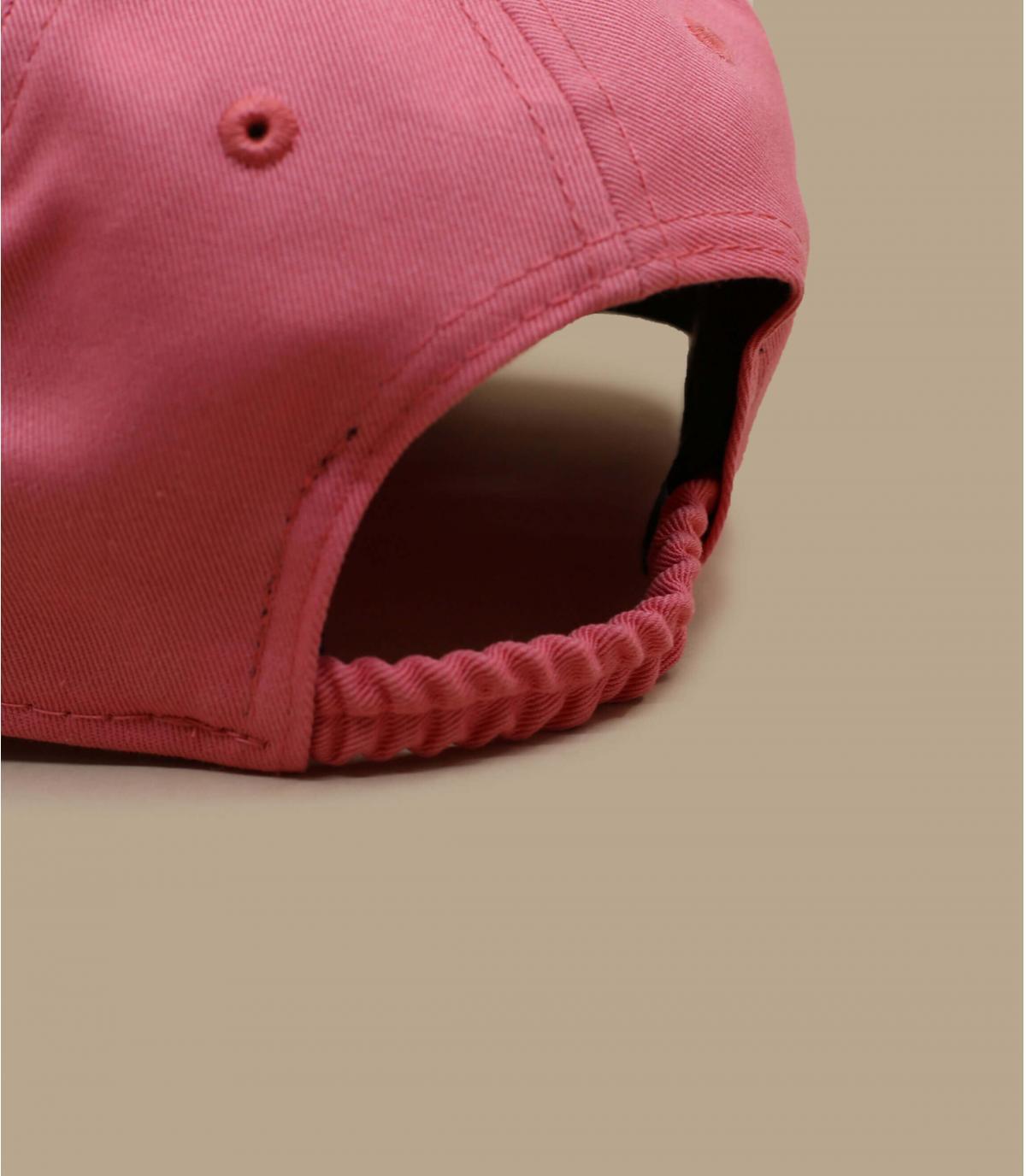 Détails Casquette Baby League Ess NY 940 pink navy - image 3