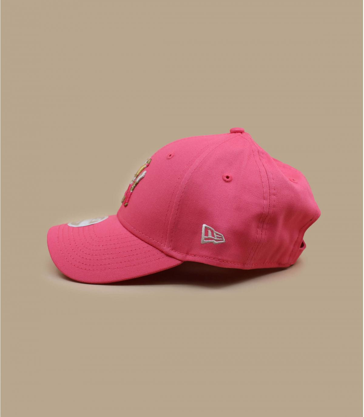 Détails Casquette Wmn Camo Infill NY 940 pink - image 3