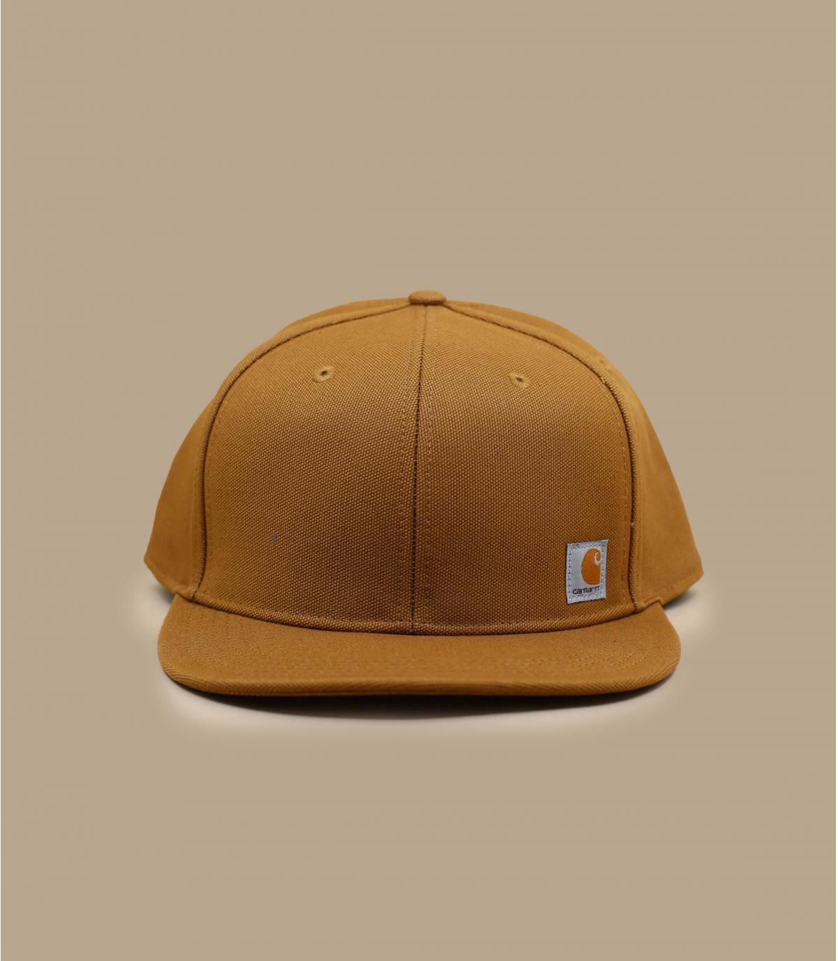 casquette Carhartt beige