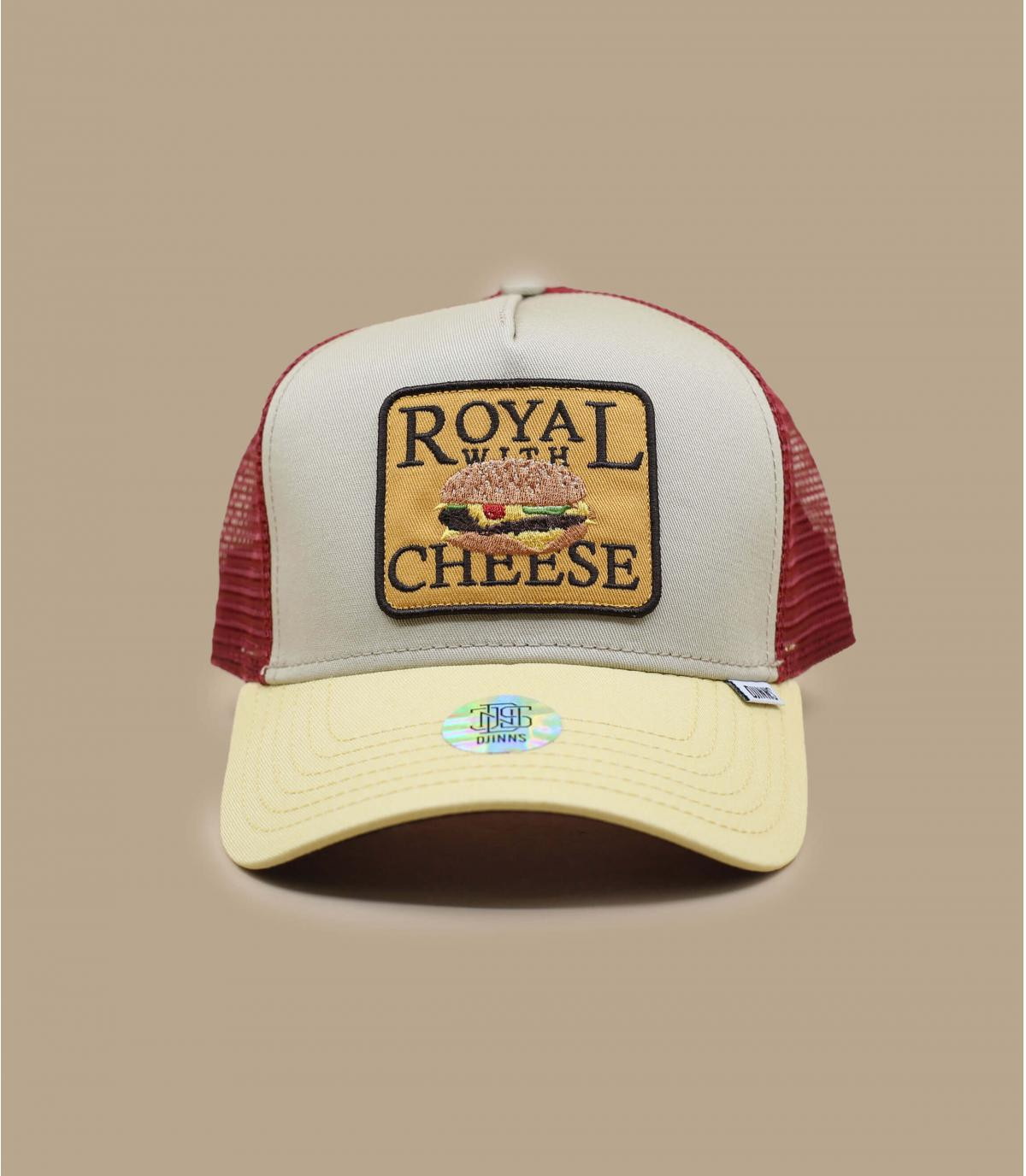 Détails Trucker Royal Cheese - image 2