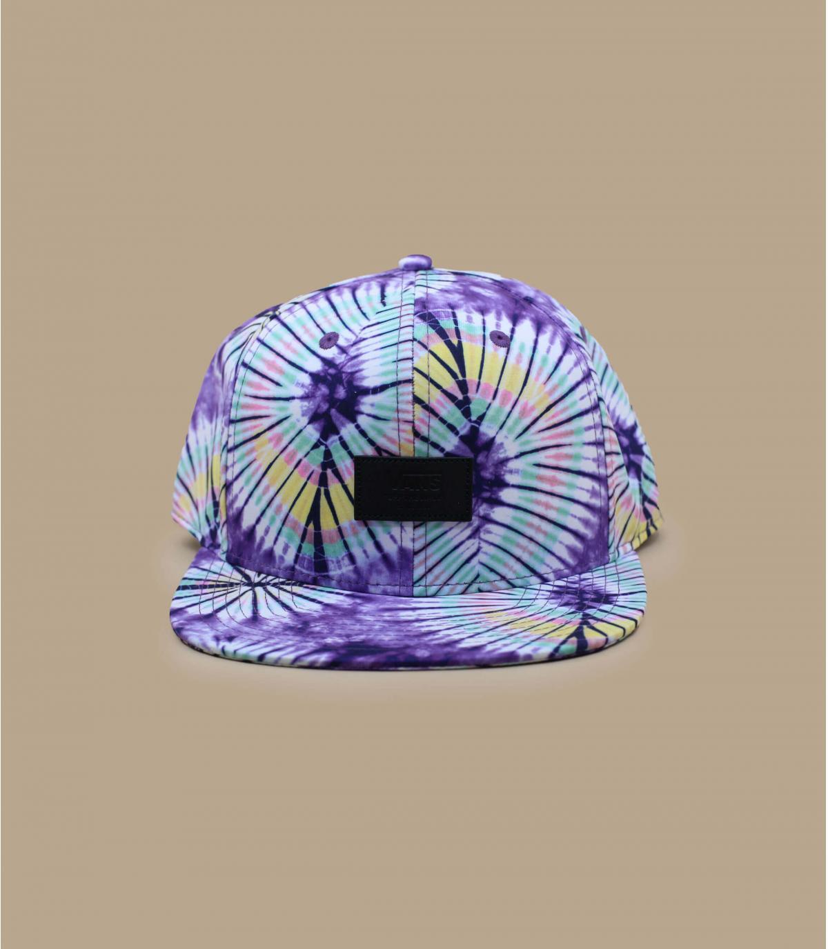 Détails Snapback Laces 54 New Age Tie Dye purple - image 2