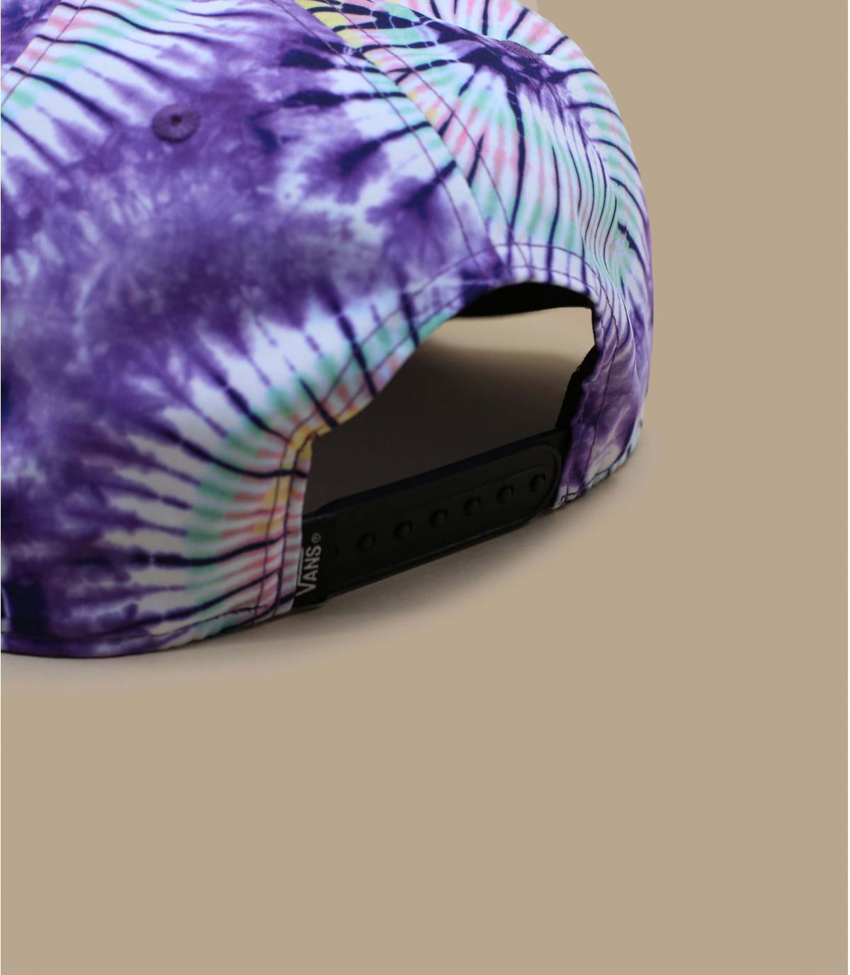 Détails Snapback Laces 54 New Age Tie Dye purple - image 4