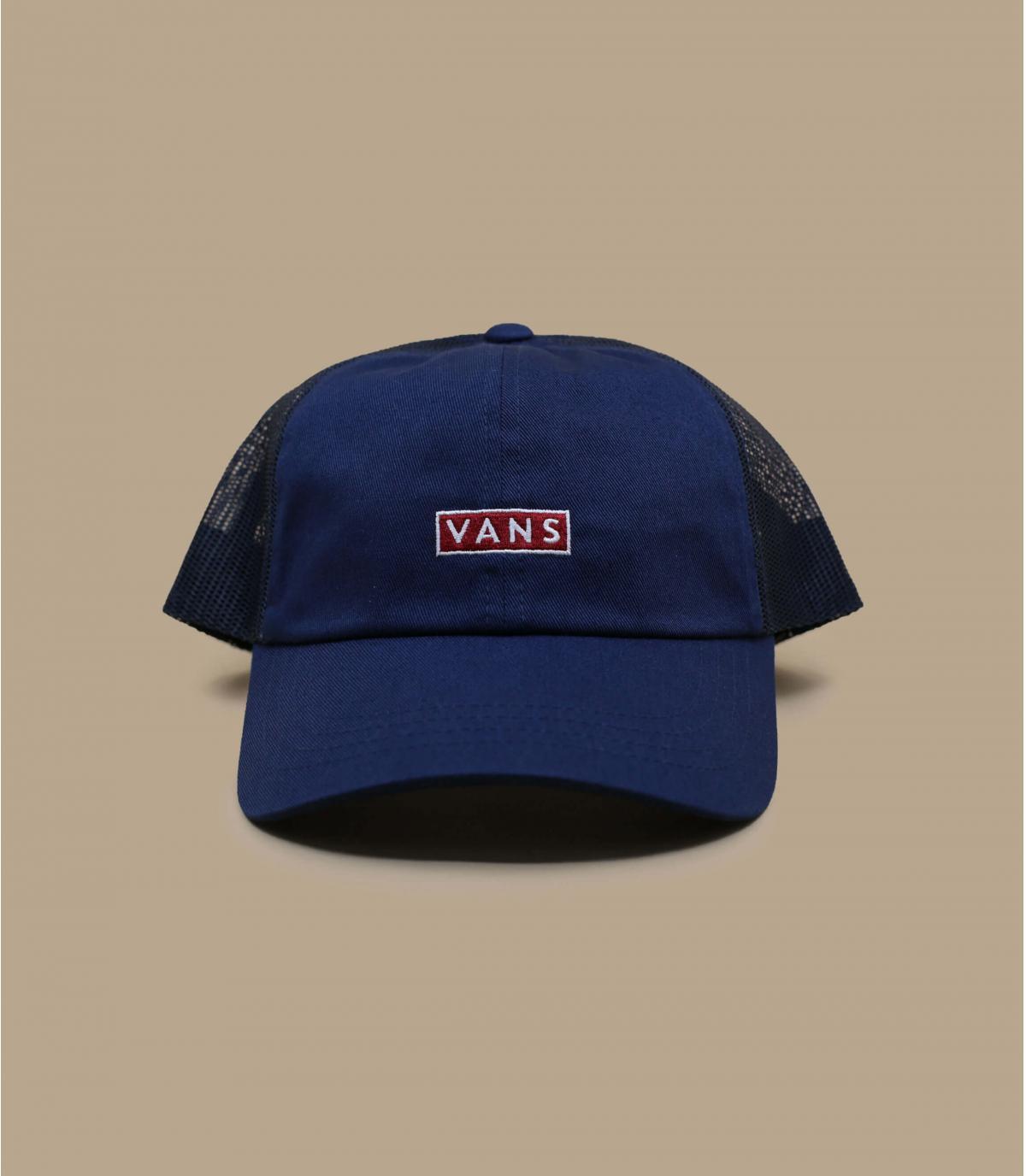 trucker Vans bleu
