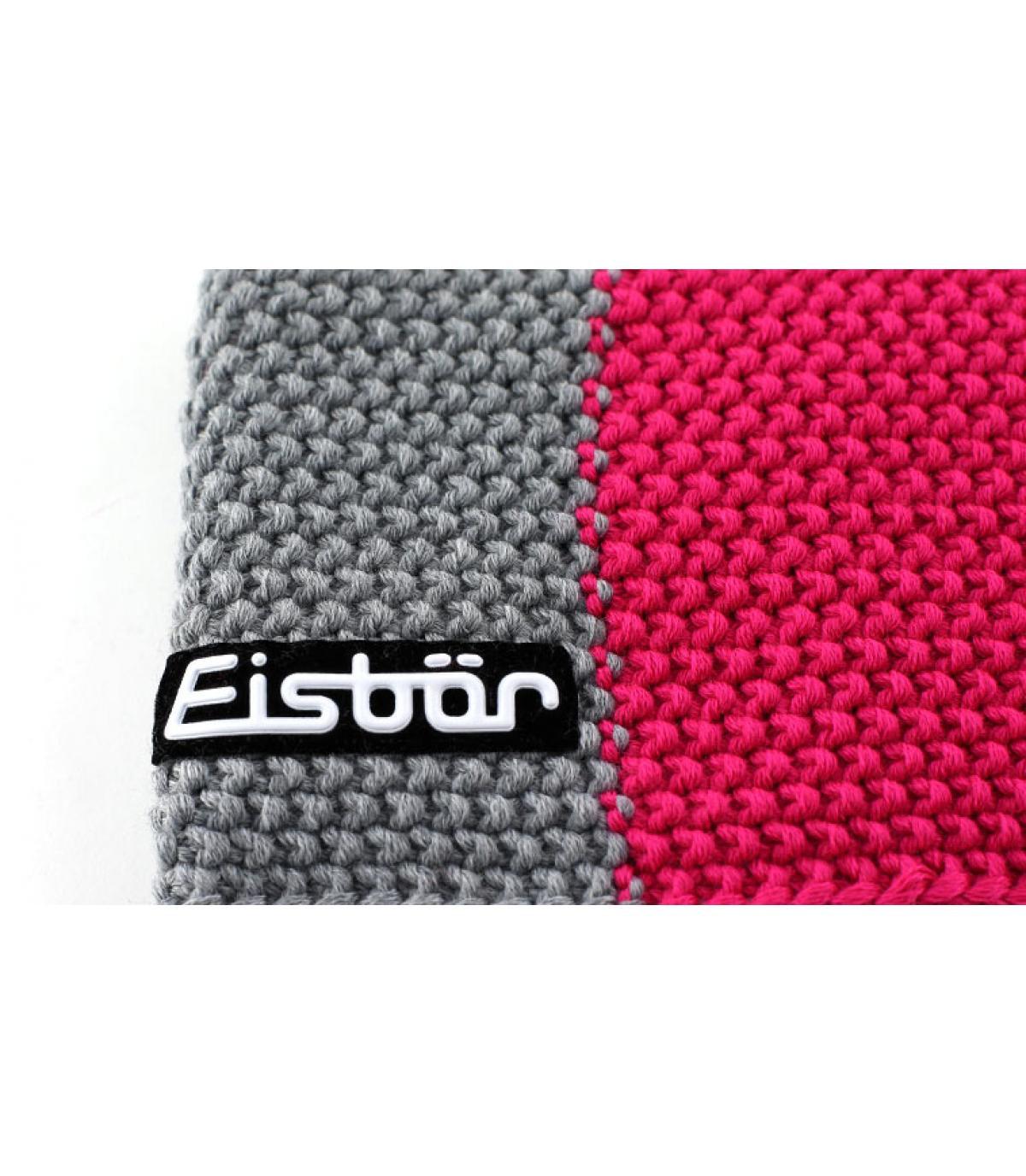 bandeau ski eisbar rose bandeau jamie flag rose par eisbar. Black Bedroom Furniture Sets. Home Design Ideas