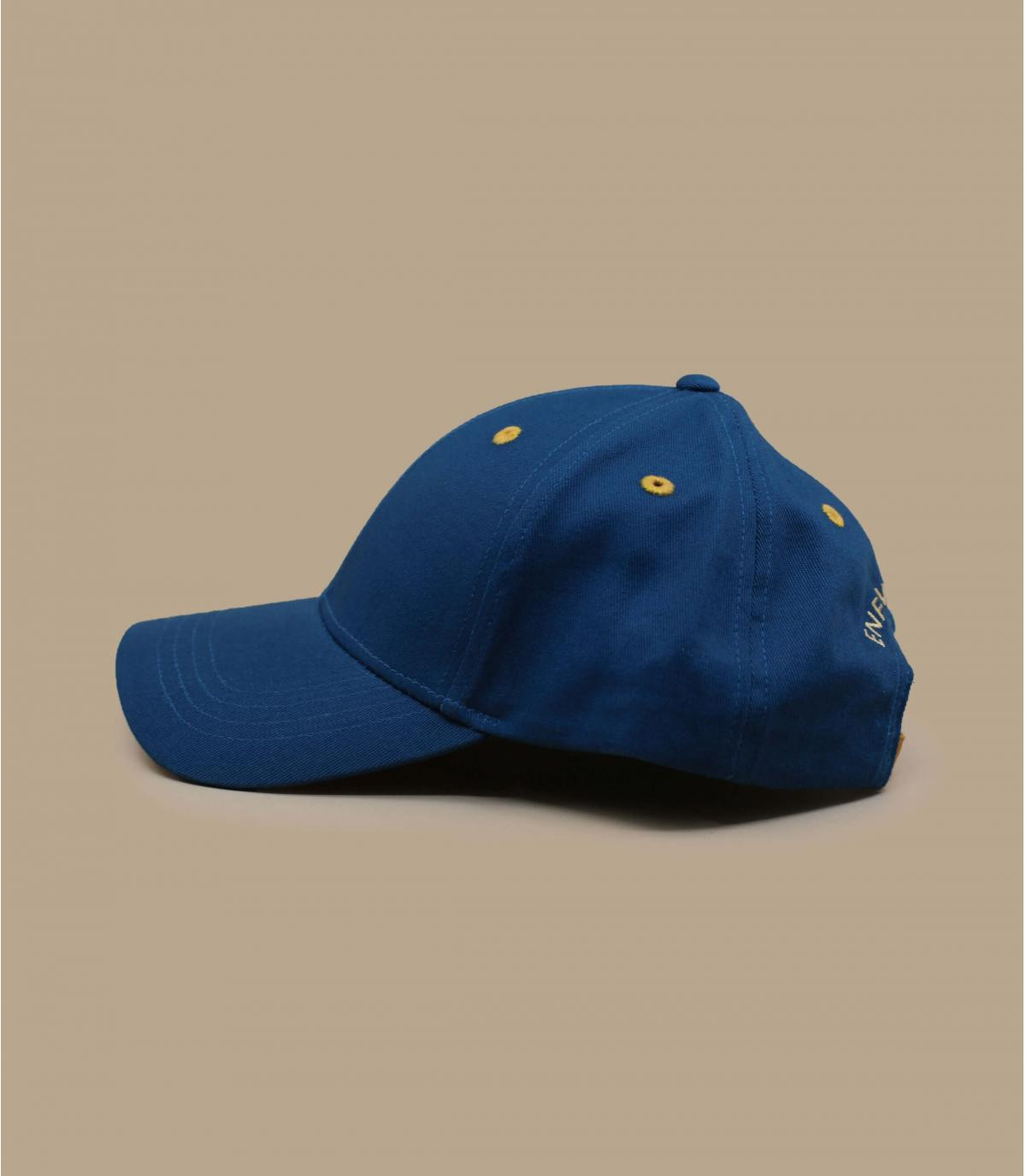 casquette bleu Enfant terrible adulte
