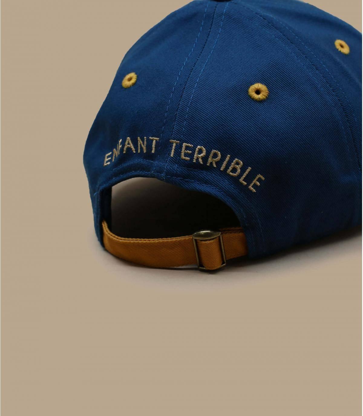Détails Enfant Terrible bleu mineral - image 3