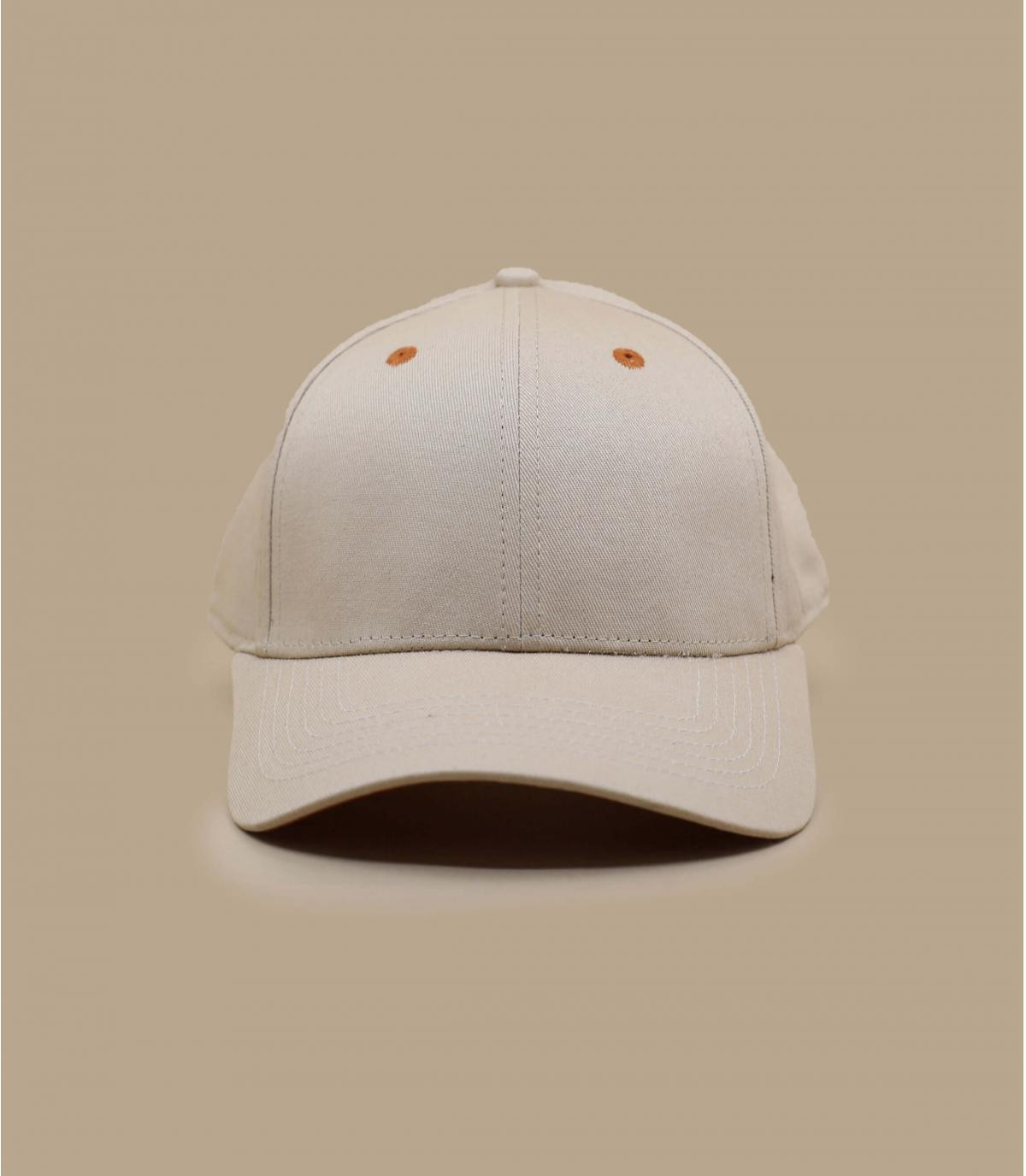 casquette Malotru beige adulte