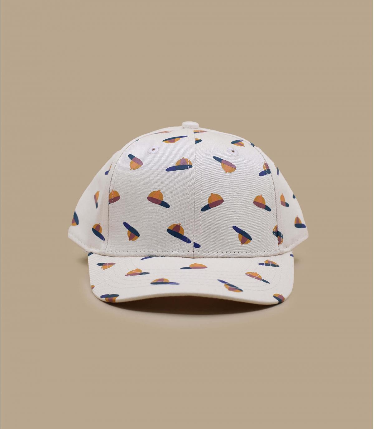 casquette bébé motif casquette