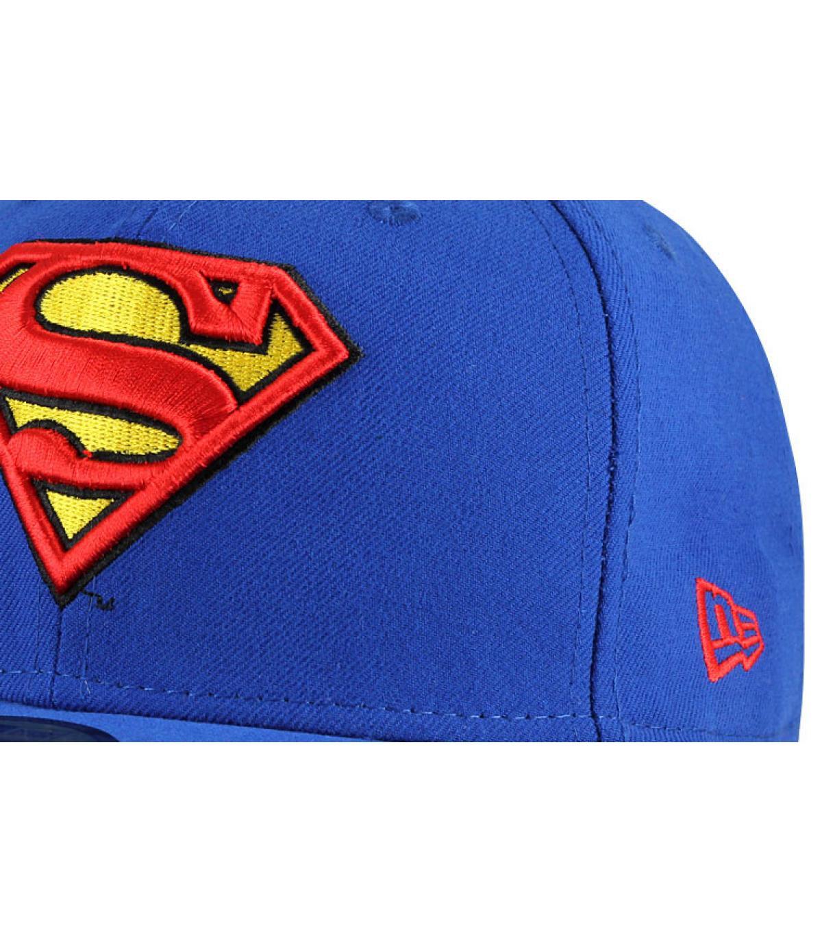 casquette superman, casquette comics