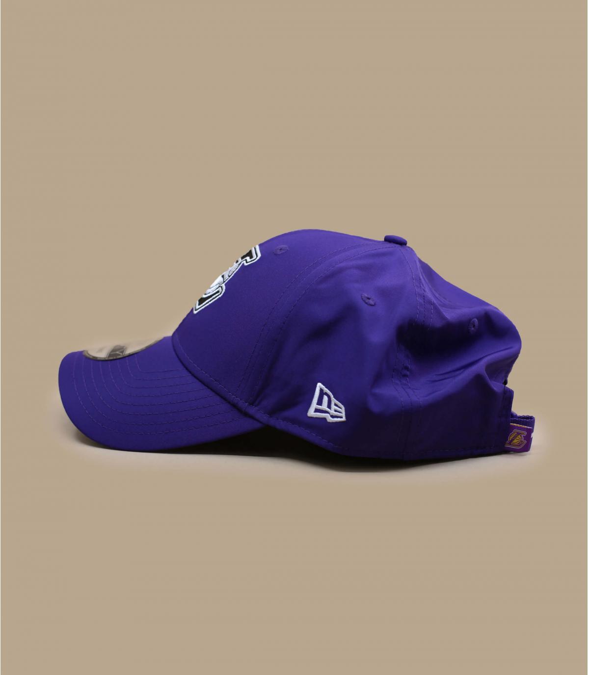 Détails Casquette Half Half Lakers 940 - image 2