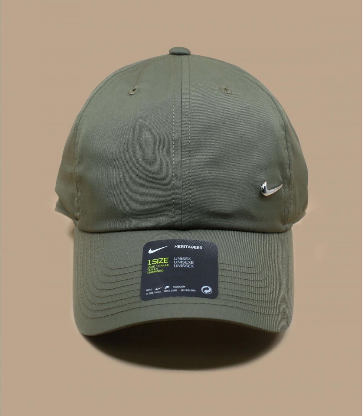 casquette Nike vert