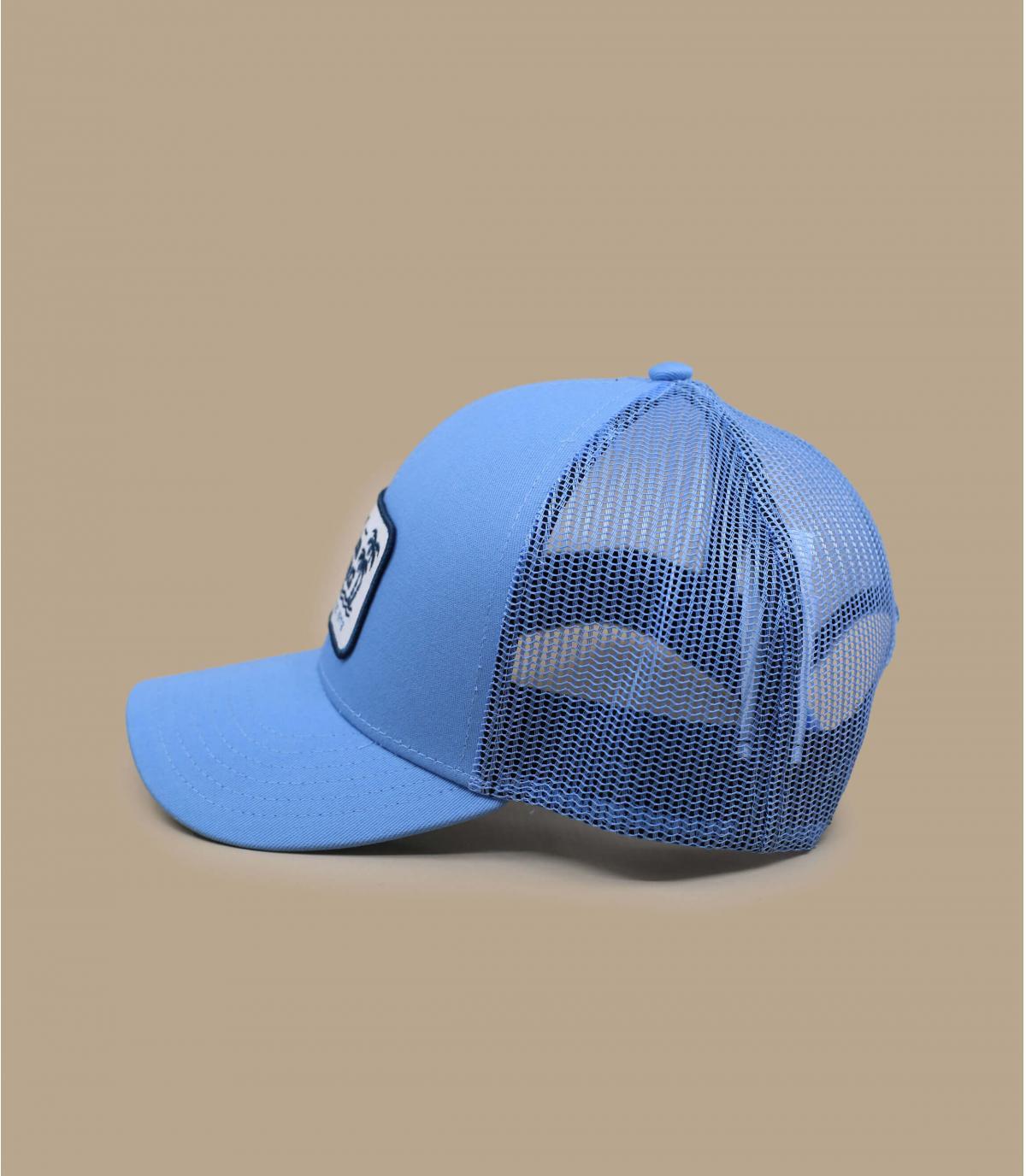 trucker enfant bleu Billabong
