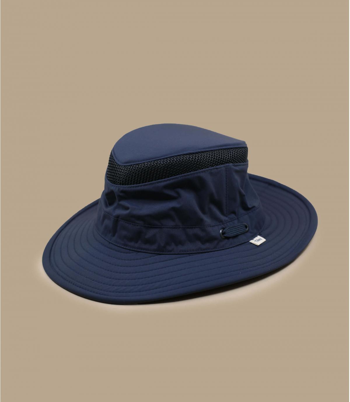 chapeau respirant déperlant