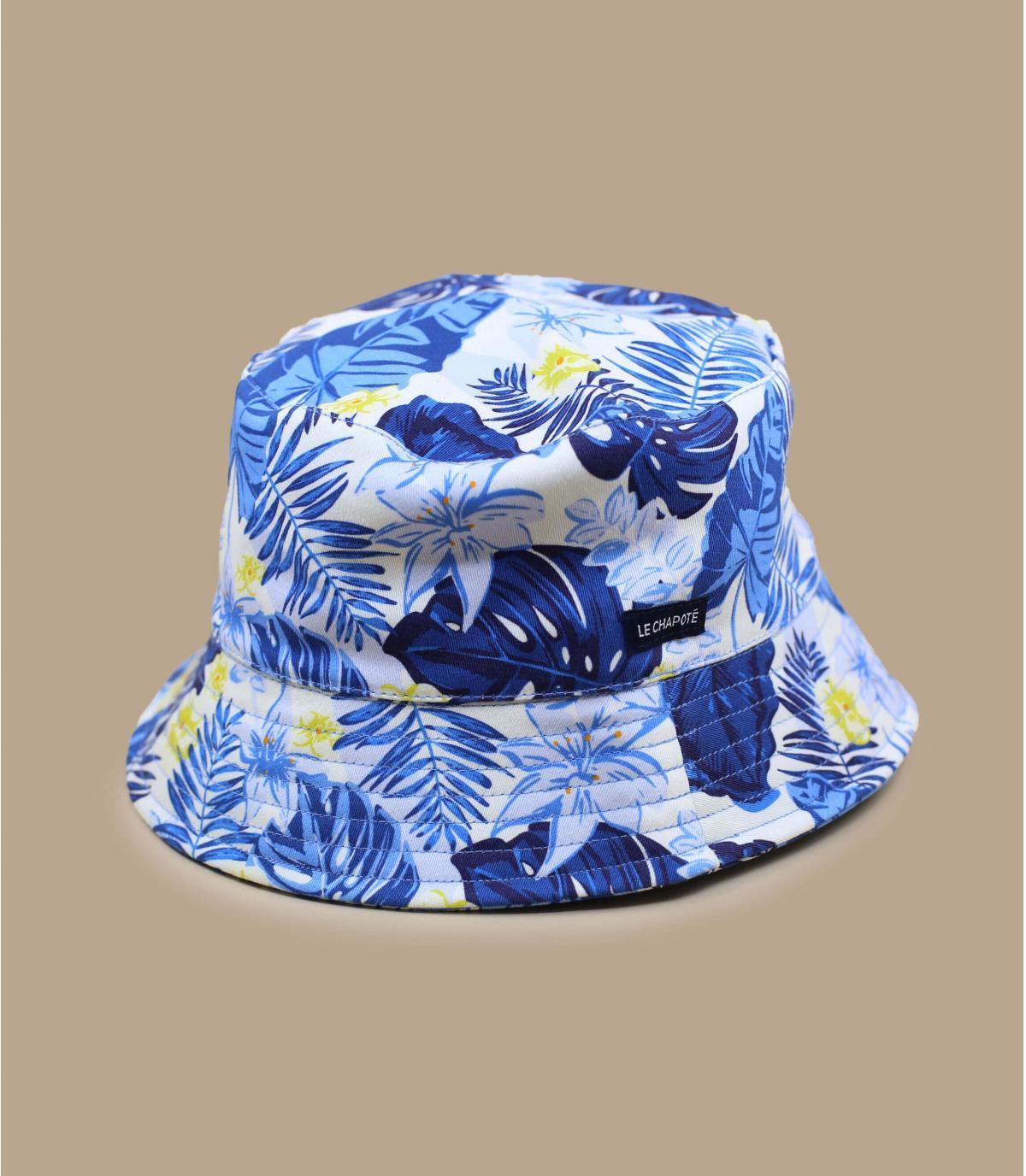 Bob jungle bleu