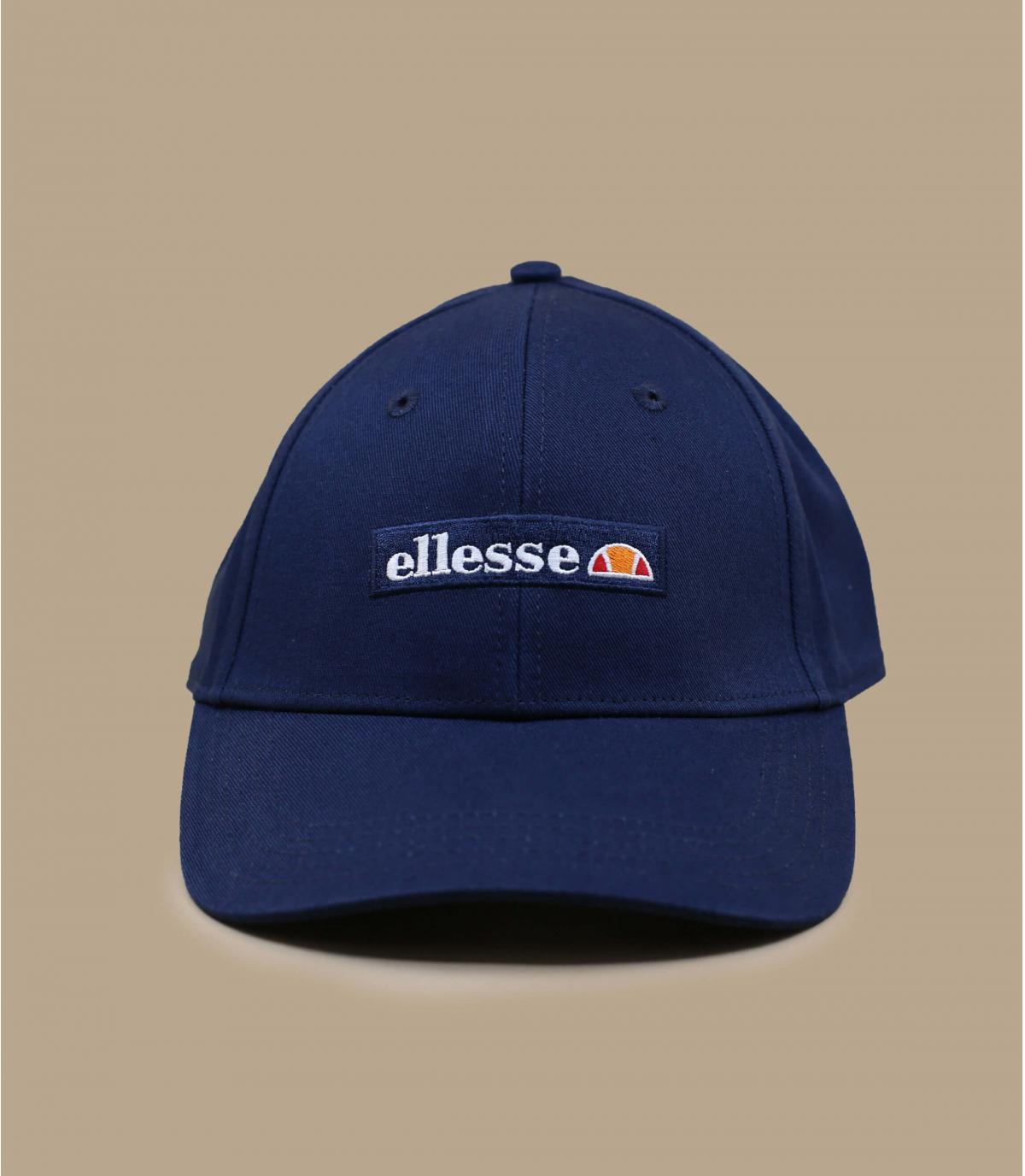 casquette Ellesse bleu marine