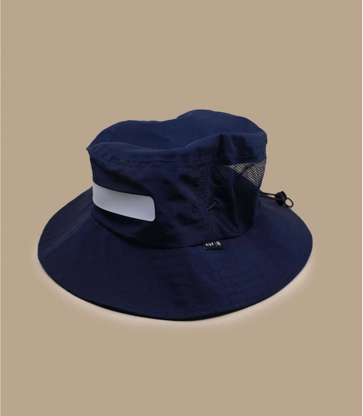 Détails Abbott Fishing Hat navy - image 2