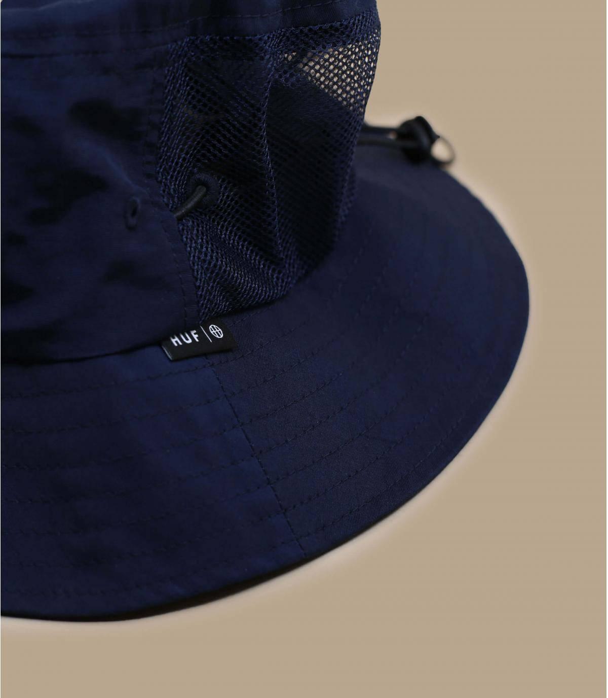 Détails Abbott Fishing Hat navy - image 3