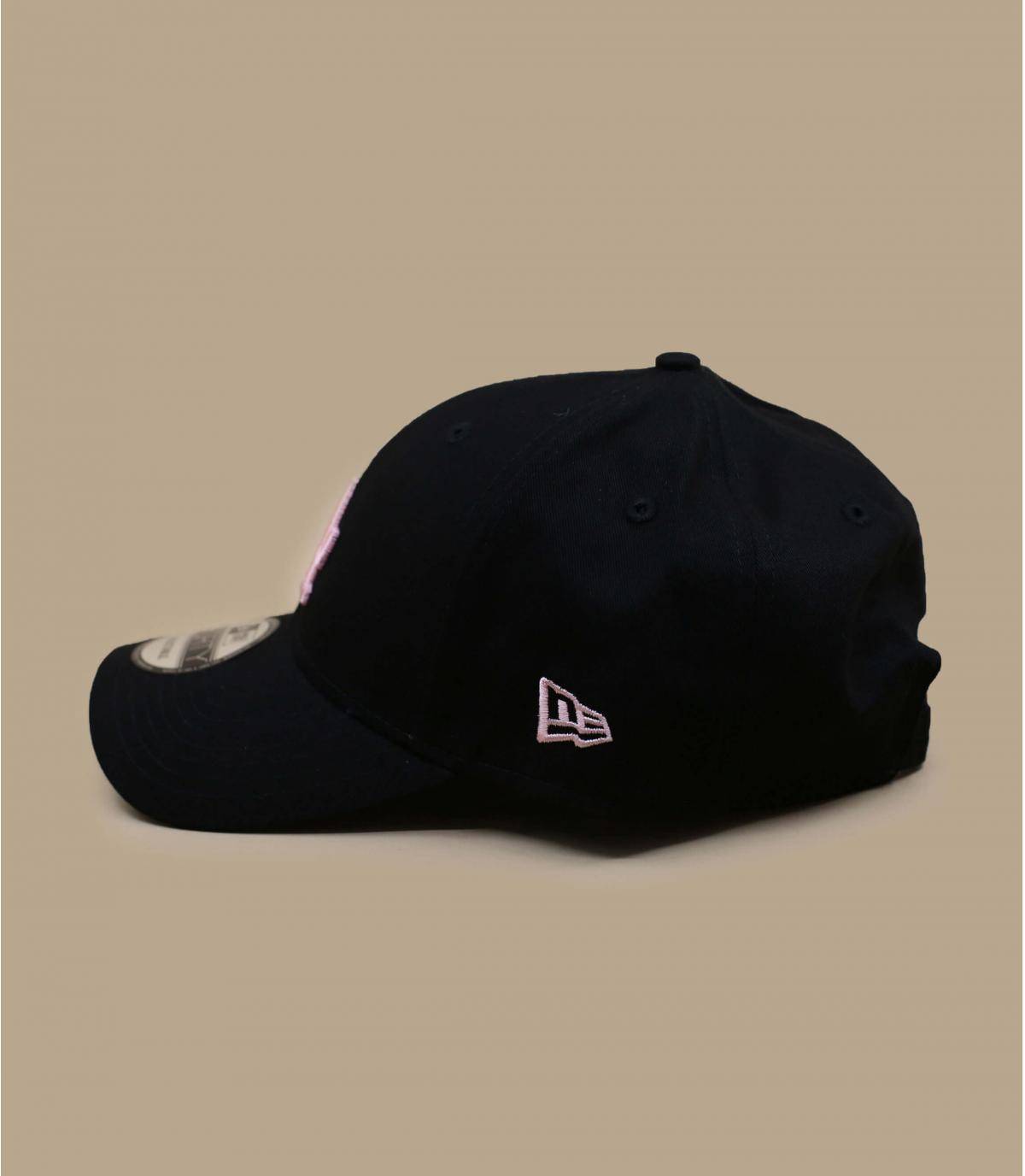 Détails Casquette League Ess 940 LA black pink - image 3