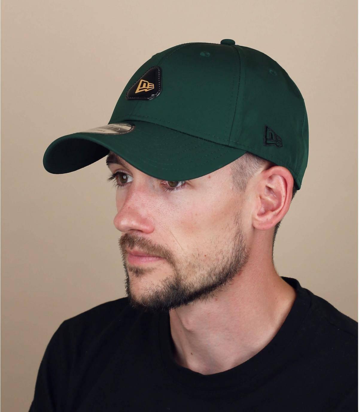 casquette New Era vert