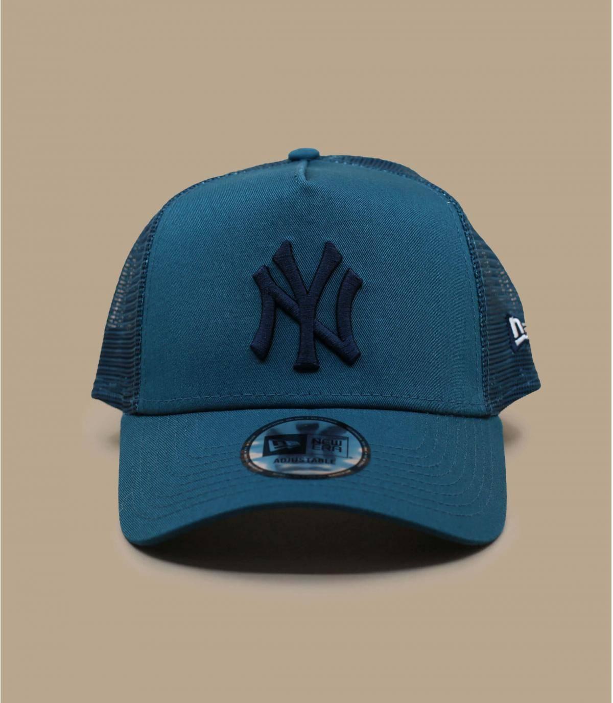 Détails Trucker League Ess NY cadet blue - image 2
