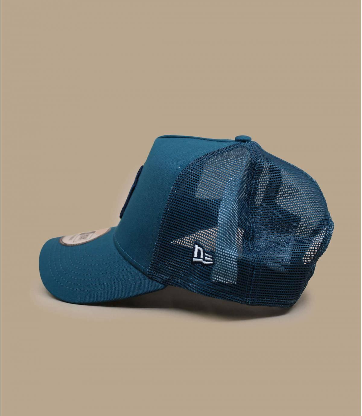 Détails Trucker League Ess NY cadet blue - image 3