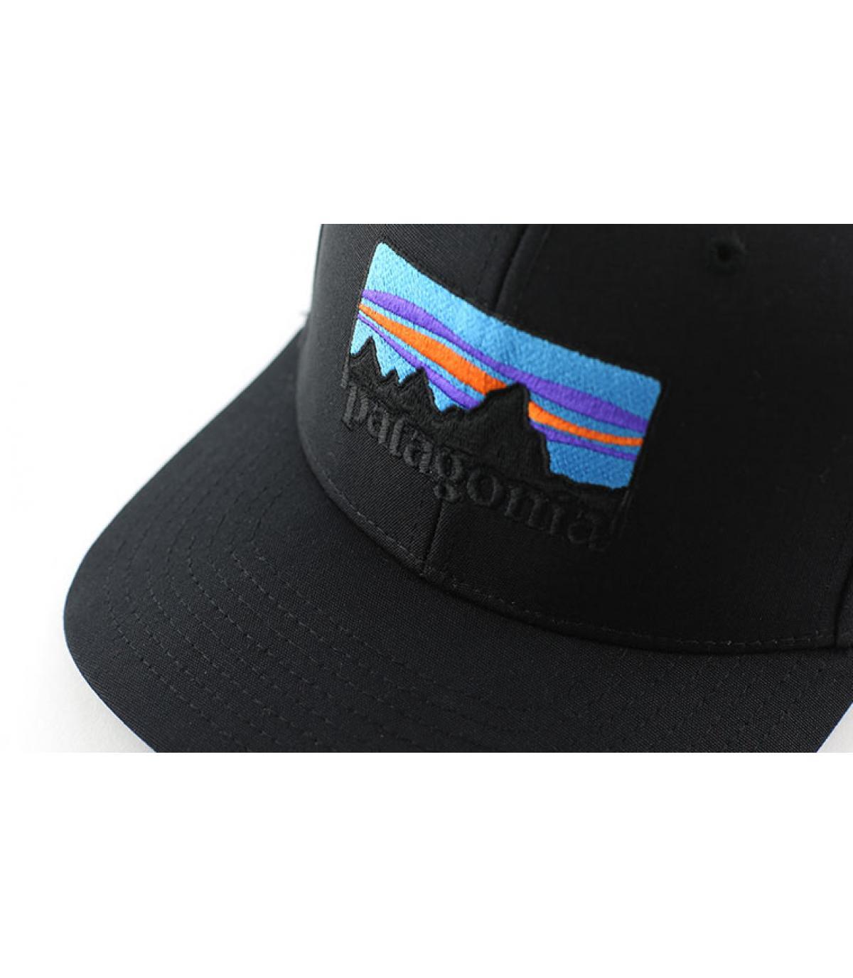 Casquette Patagonia noire
