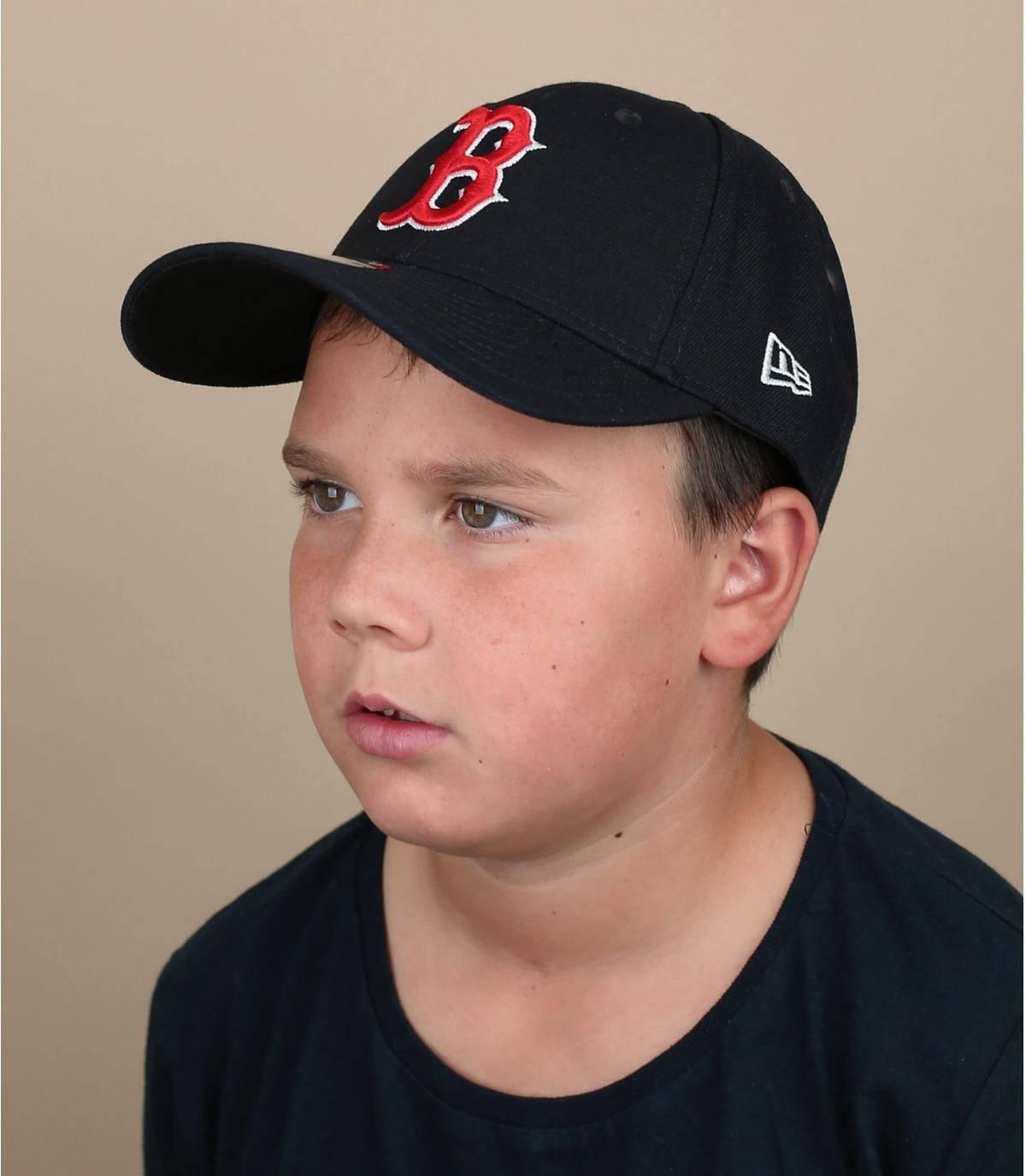 casquette B enfant