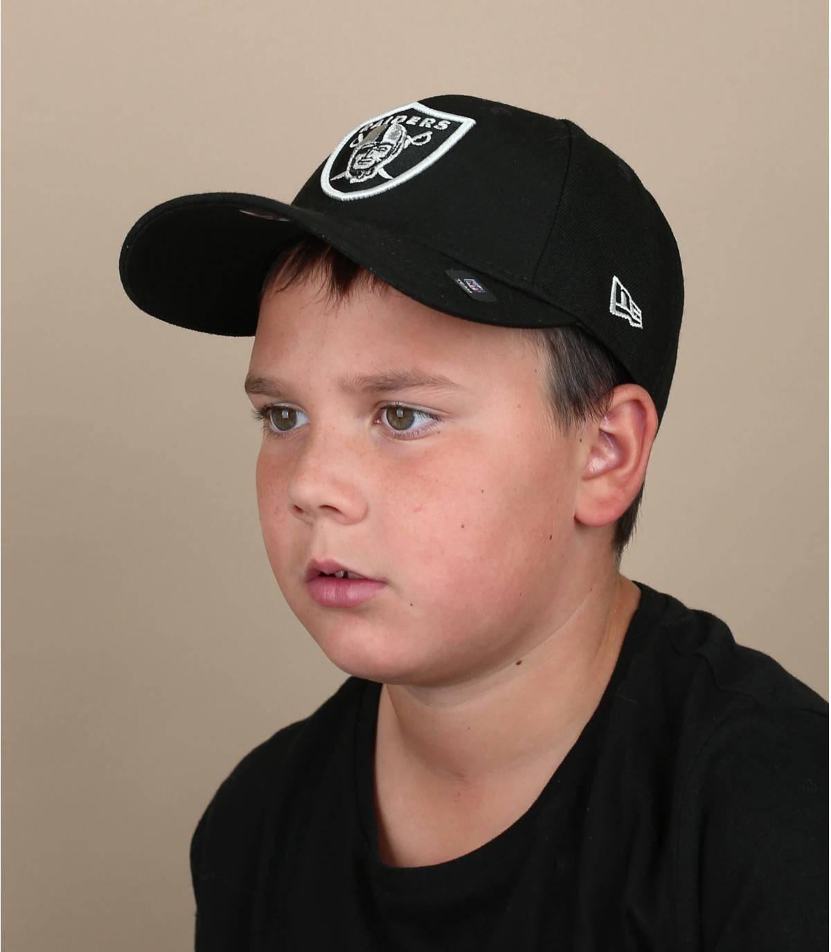casquette Raiders enfant
