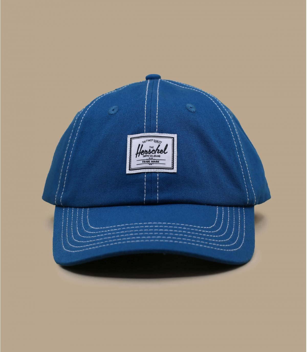 casquette Herschel bleu
